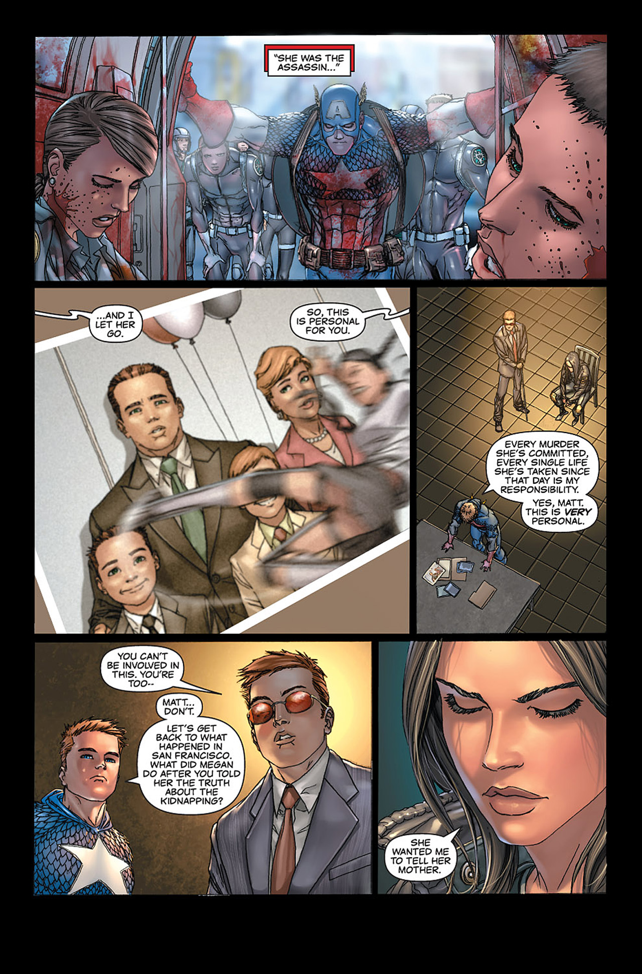 Read online X-23: Target X comic -  Issue #2 - 7