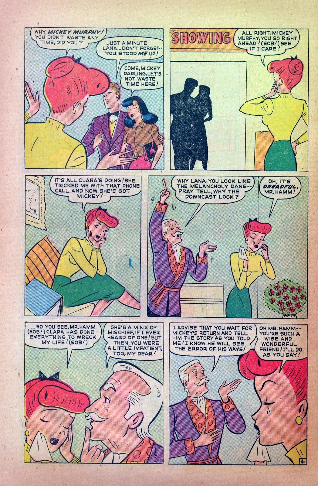 Read online Joker Comics comic -  Issue #42 - 30