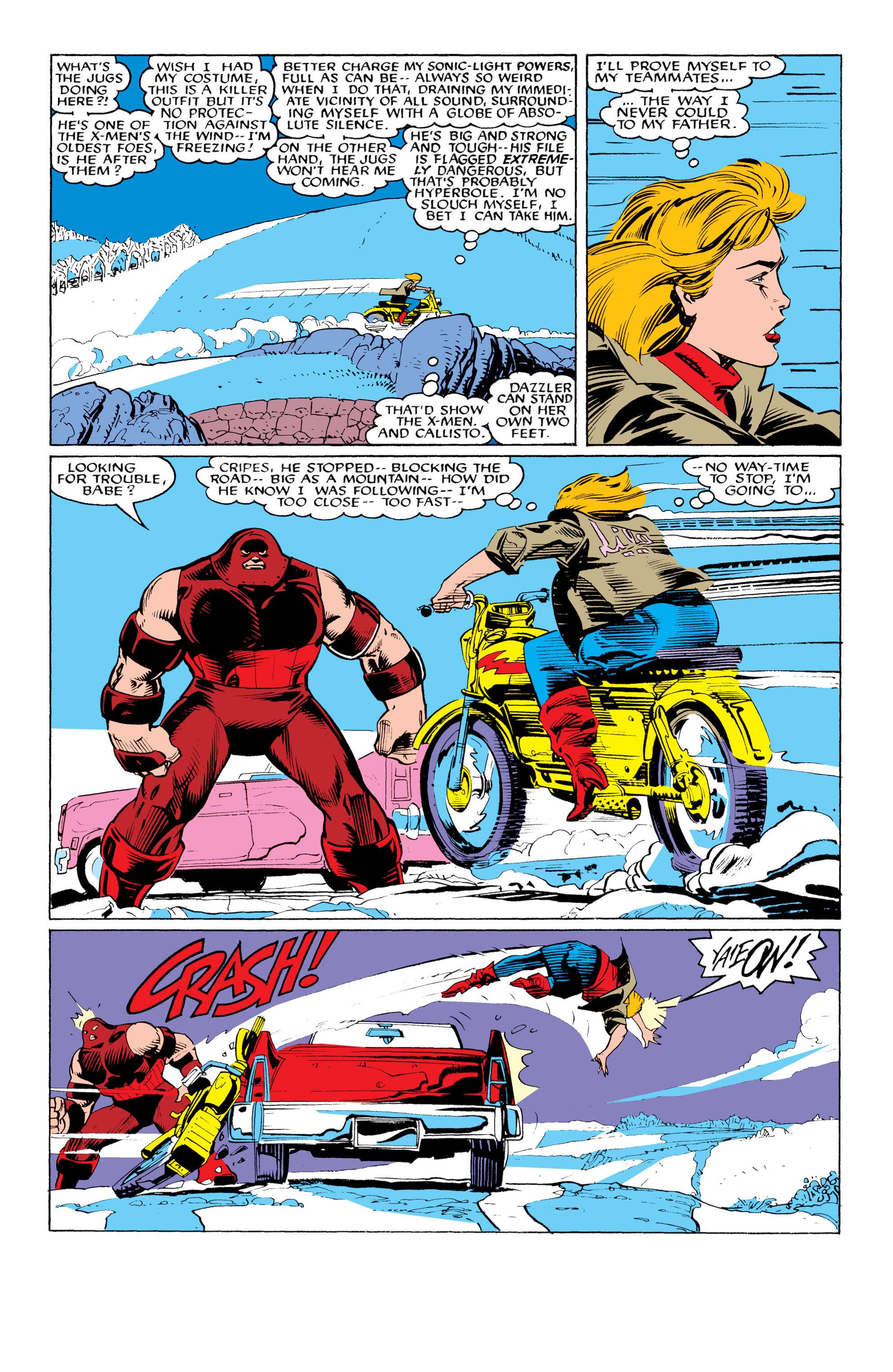 Read online Uncanny X-Men (1963) comic -  Issue #217 - 16