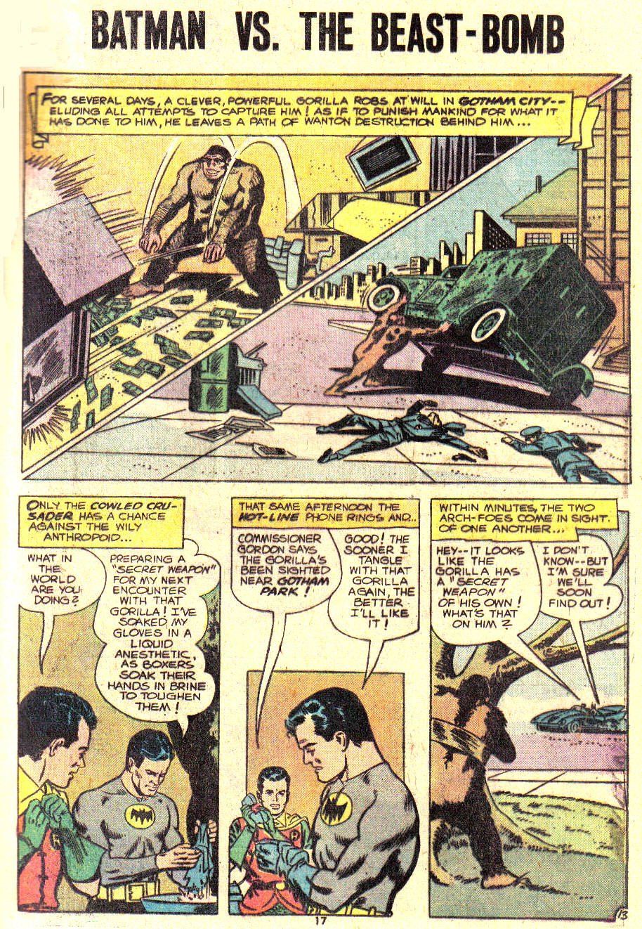 DC Special (1975) issue 16 - Page 17