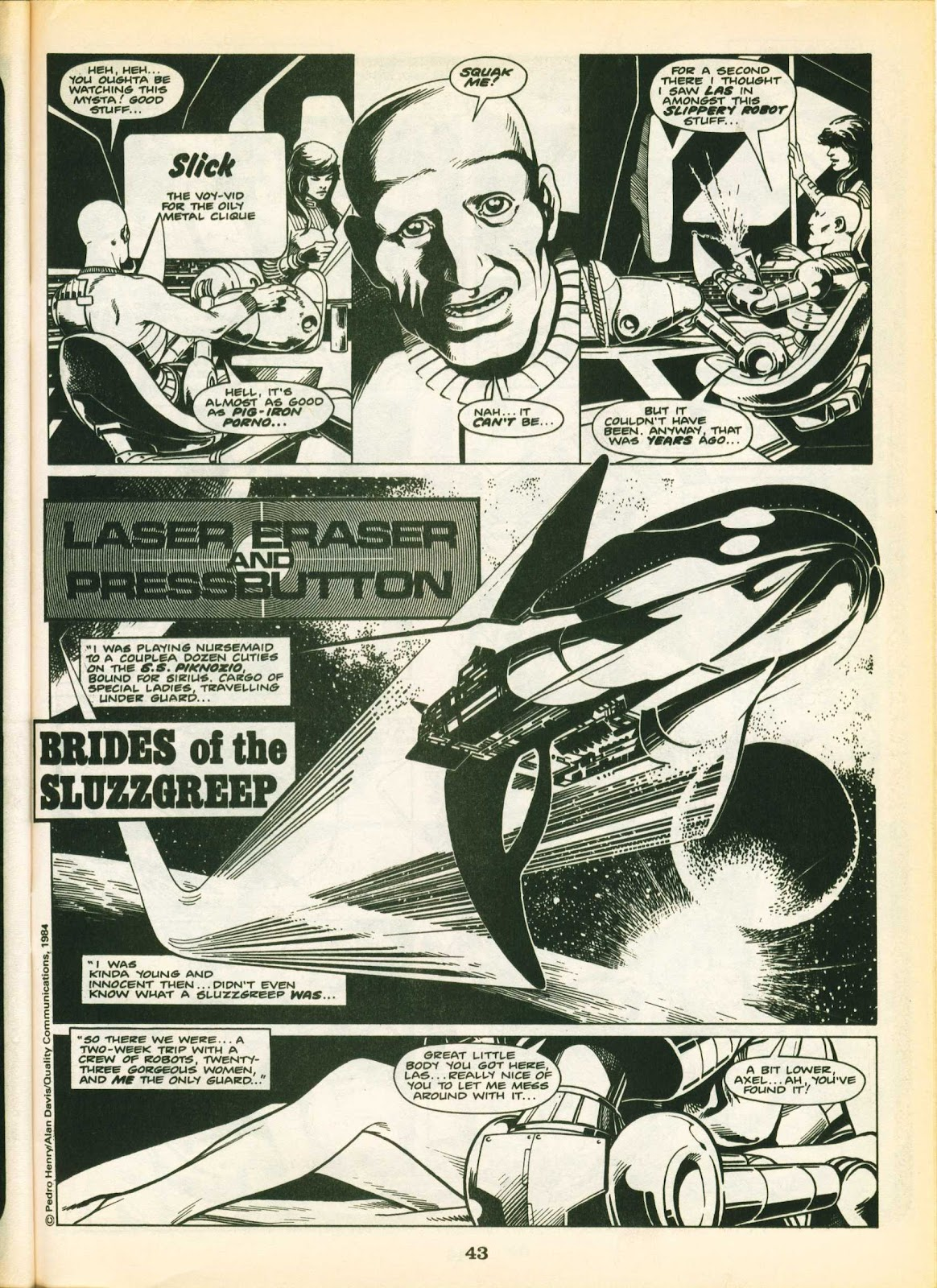 Warrior Issue #21 #22 - English 43