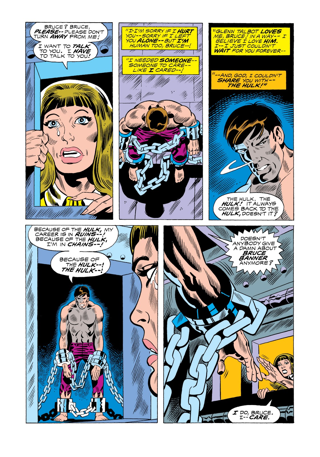 Read online Marvel Masterworks: The Incredible Hulk comic -  Issue # TPB 11 (Part 1) - 29