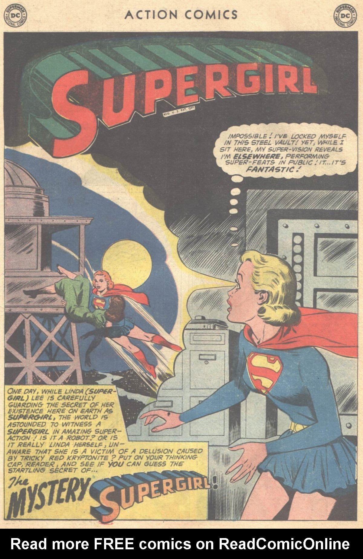 Read online Action Comics (1938) comic -  Issue #268 - 19