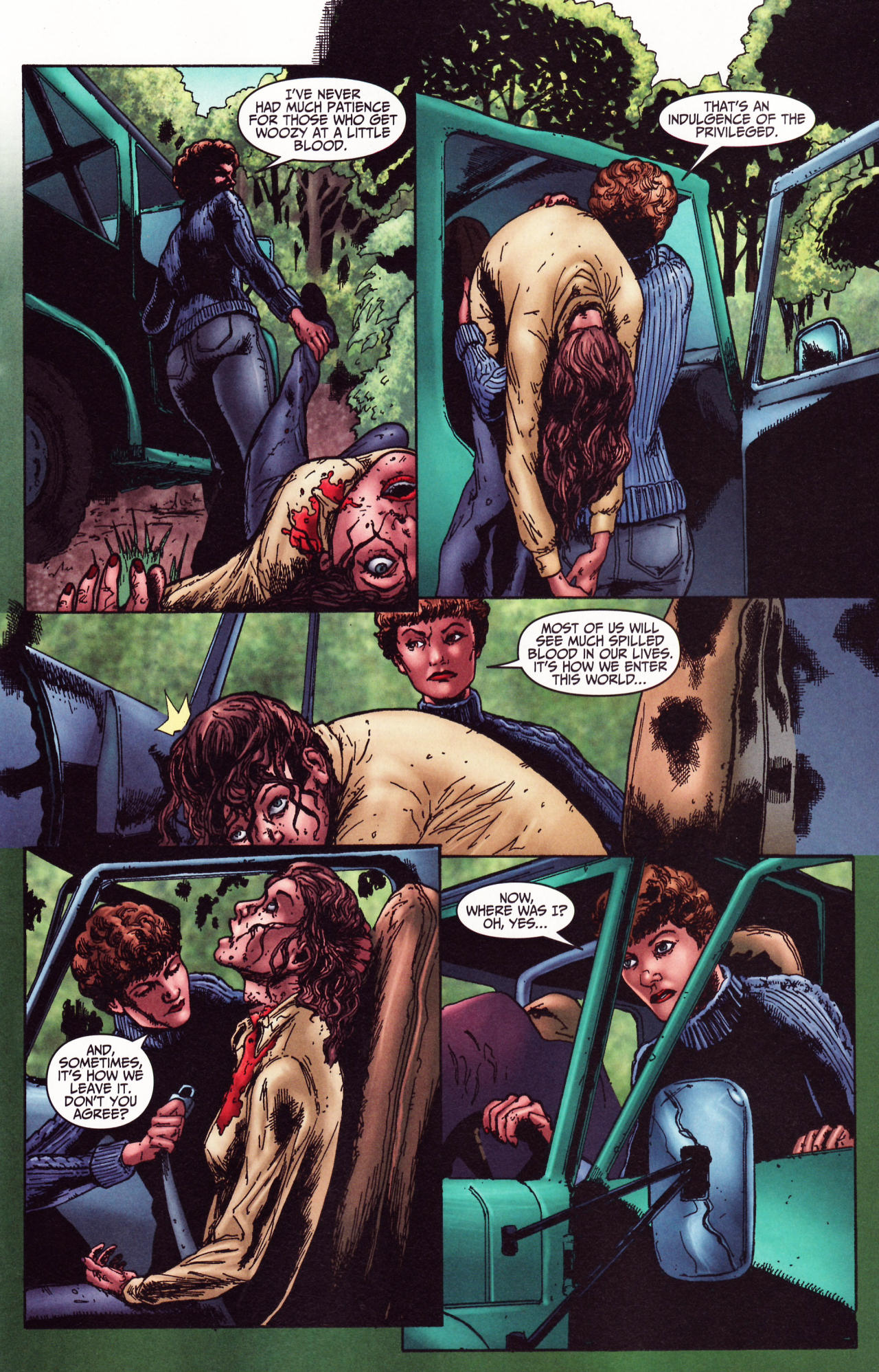 Read online Friday the 13th: Pamela's Tale comic -  Issue #2 - 16