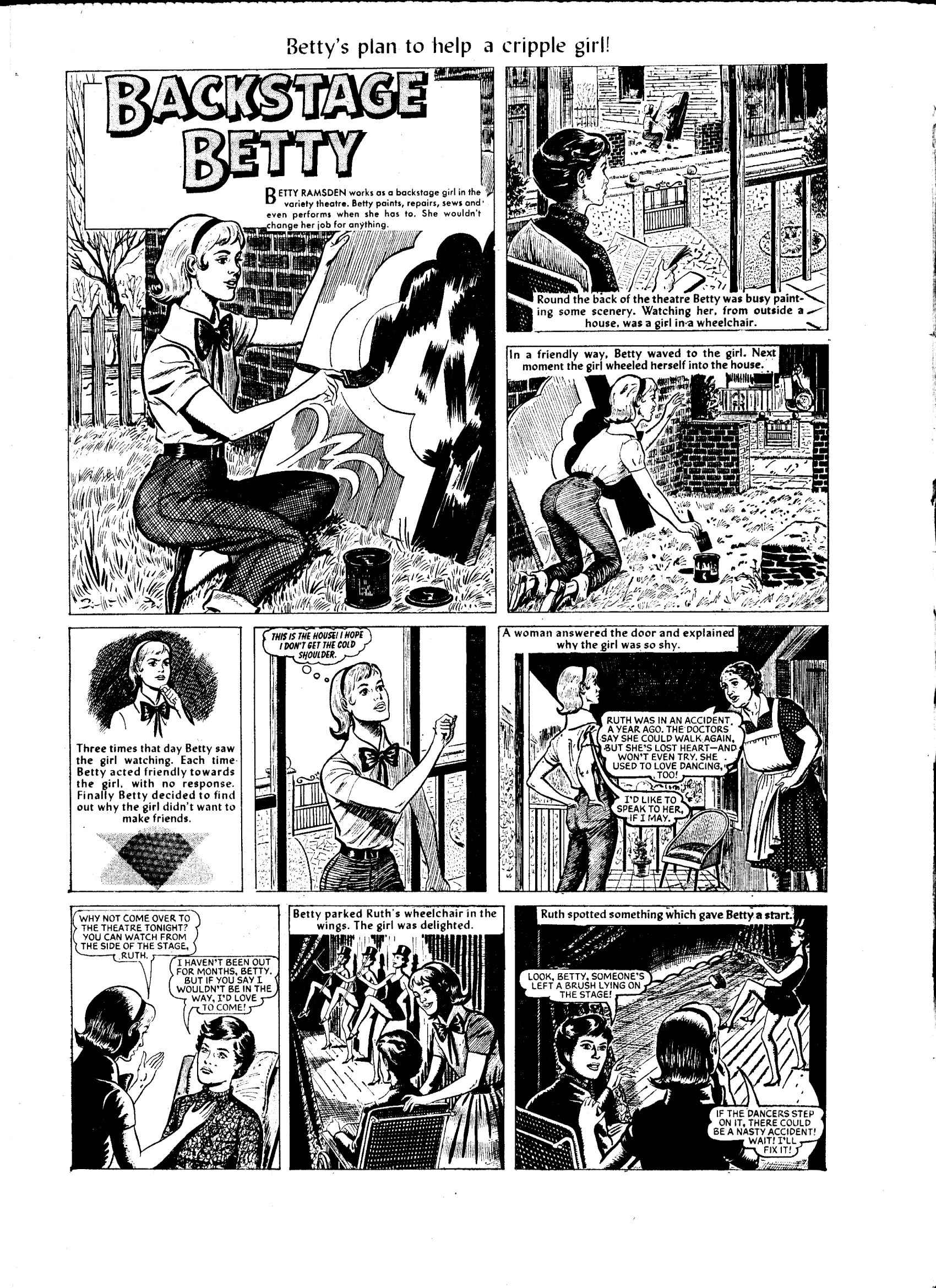 Read online Judy comic -  Issue #60 - 9