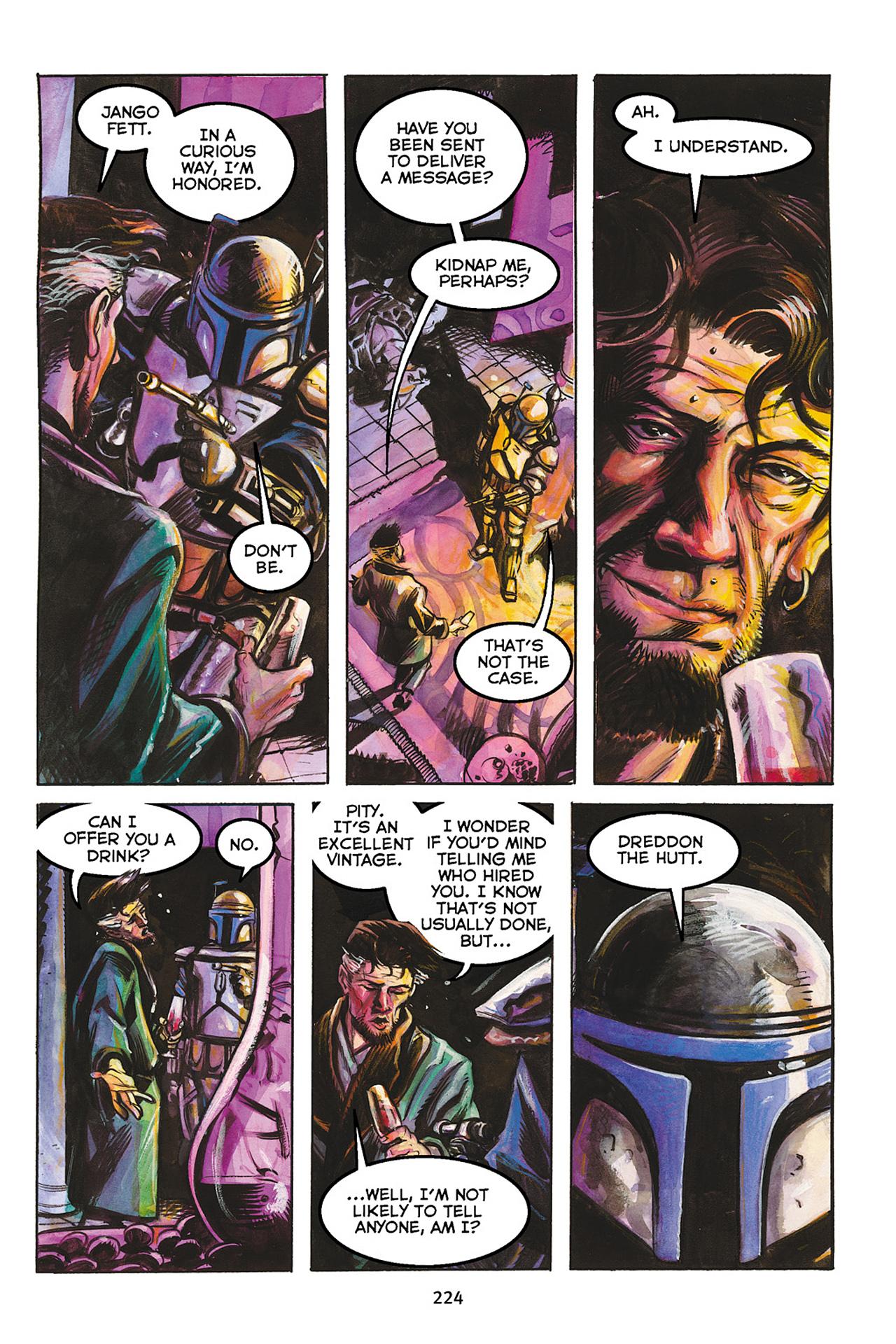 Read online Star Wars Omnibus comic -  Issue # Vol. 10 - 223