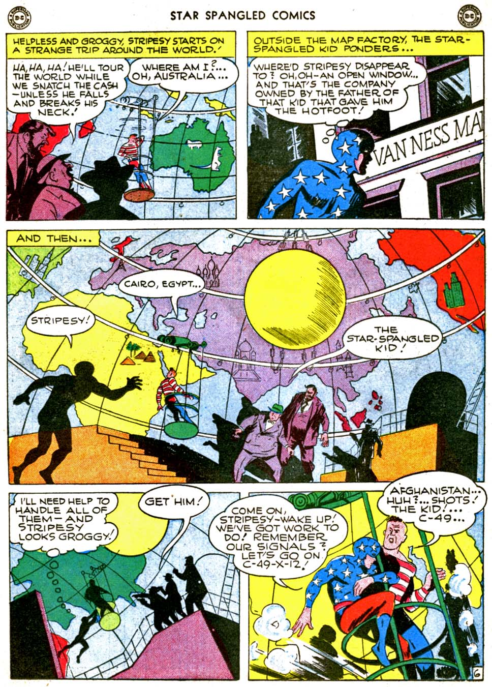 Star Spangled Comics (1941) issue 56 - Page 27