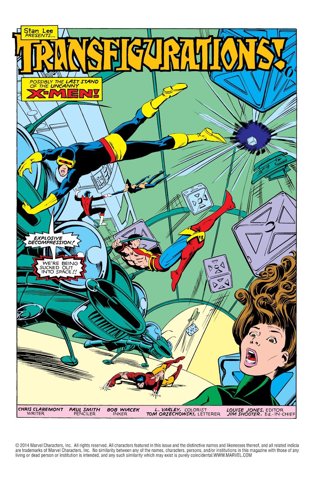 Uncanny X-Men (1963) issue 165 - Page 2