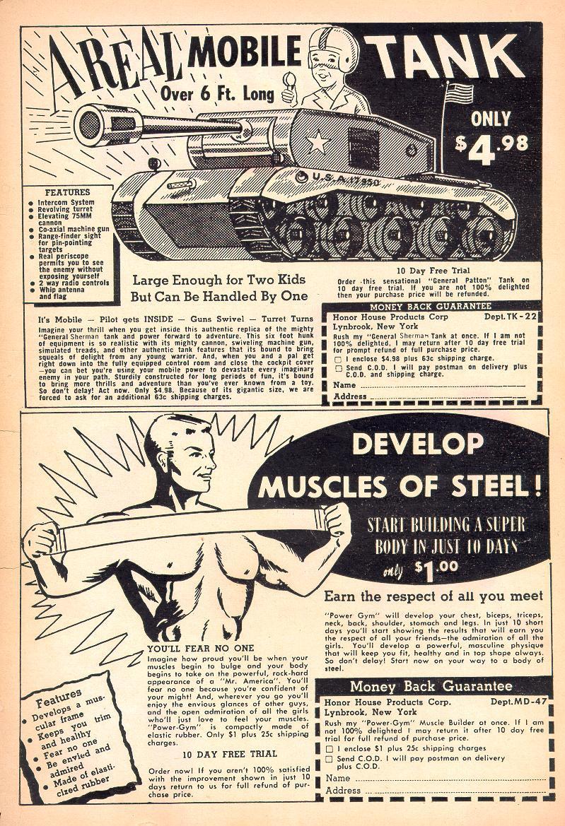 Read online Adventure Comics (1938) comic -  Issue #254 - 2
