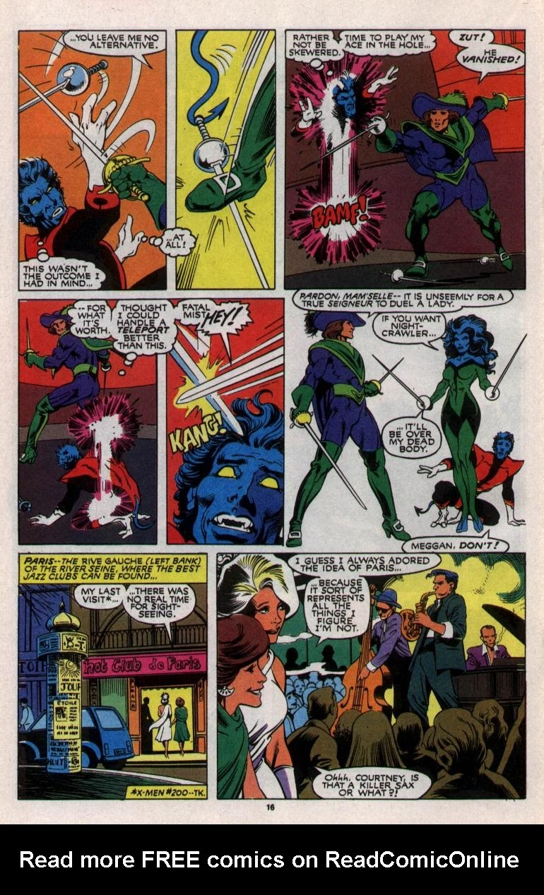 Excalibur (1988) issue 24 - Page 13