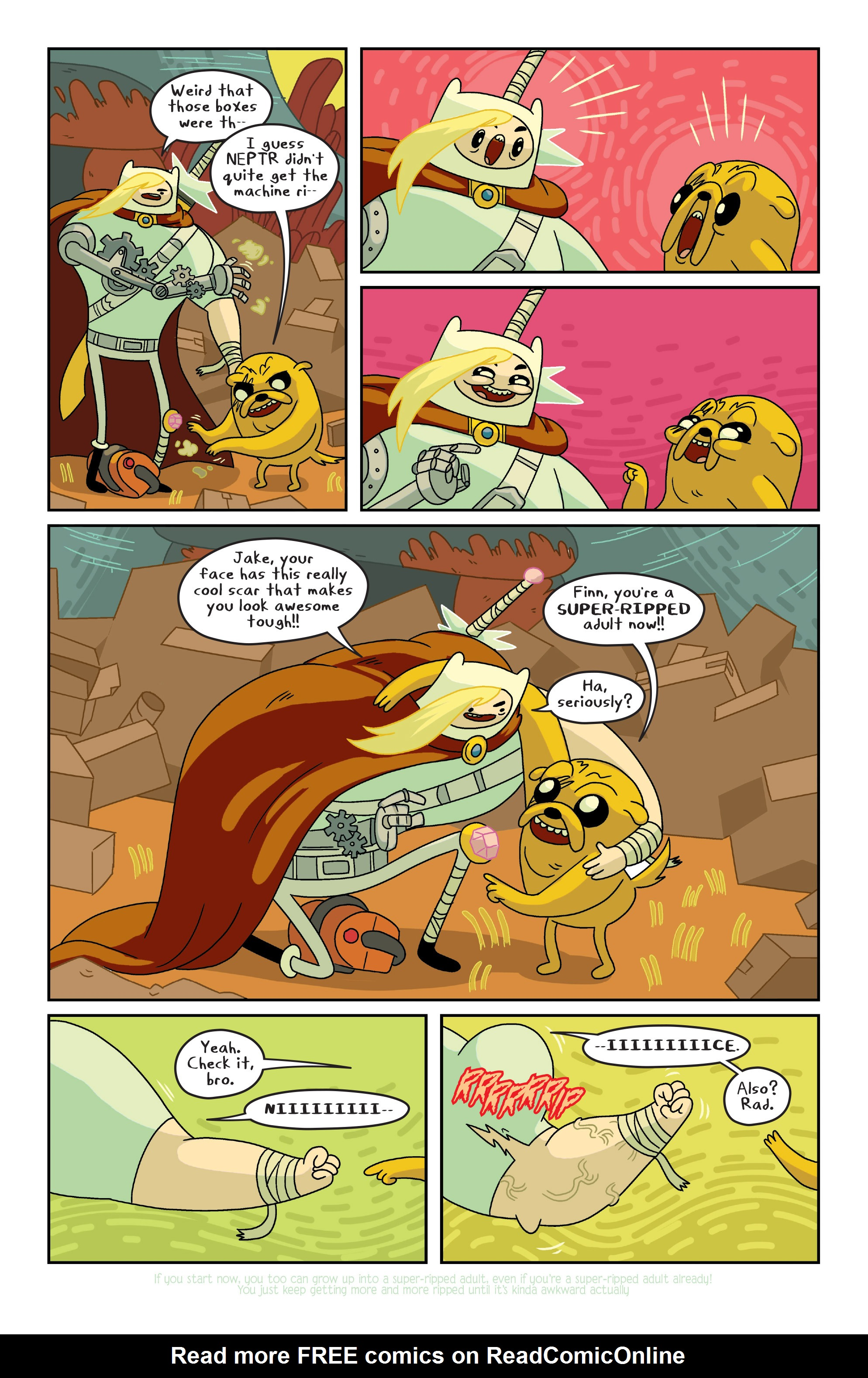 Read online Adventure Time comic -  Issue #Adventure Time _TPB 2 - 50