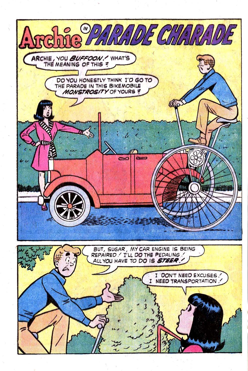 Read online Archie (1960) comic -  Issue #244 - 20