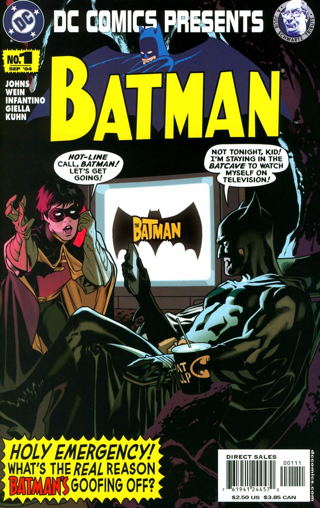 DC Comics Presents (2004) Batman Page 1