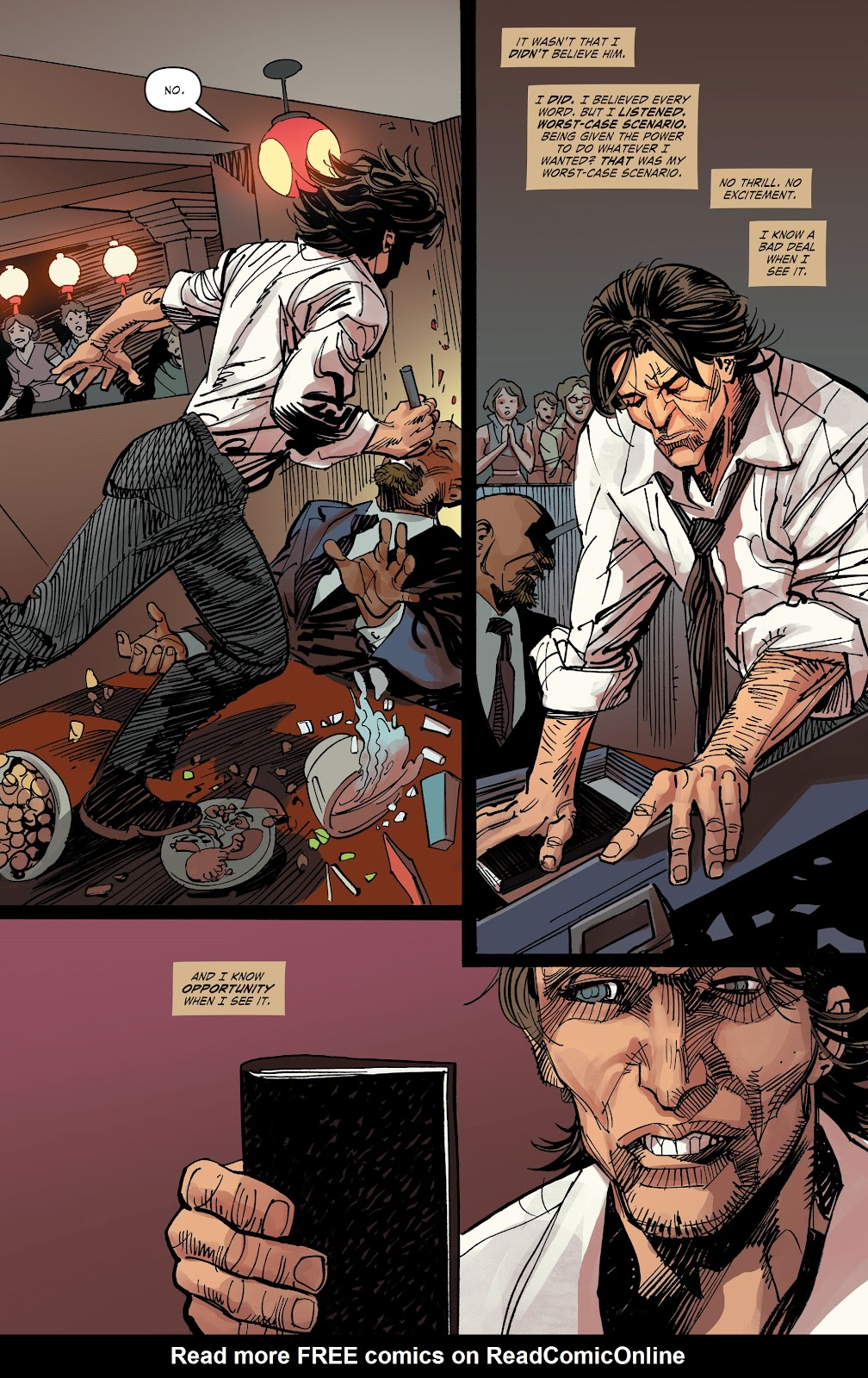 Read online The Curse of Brimstone: Ashes comic -  Issue # TPB (Part 2) - 6