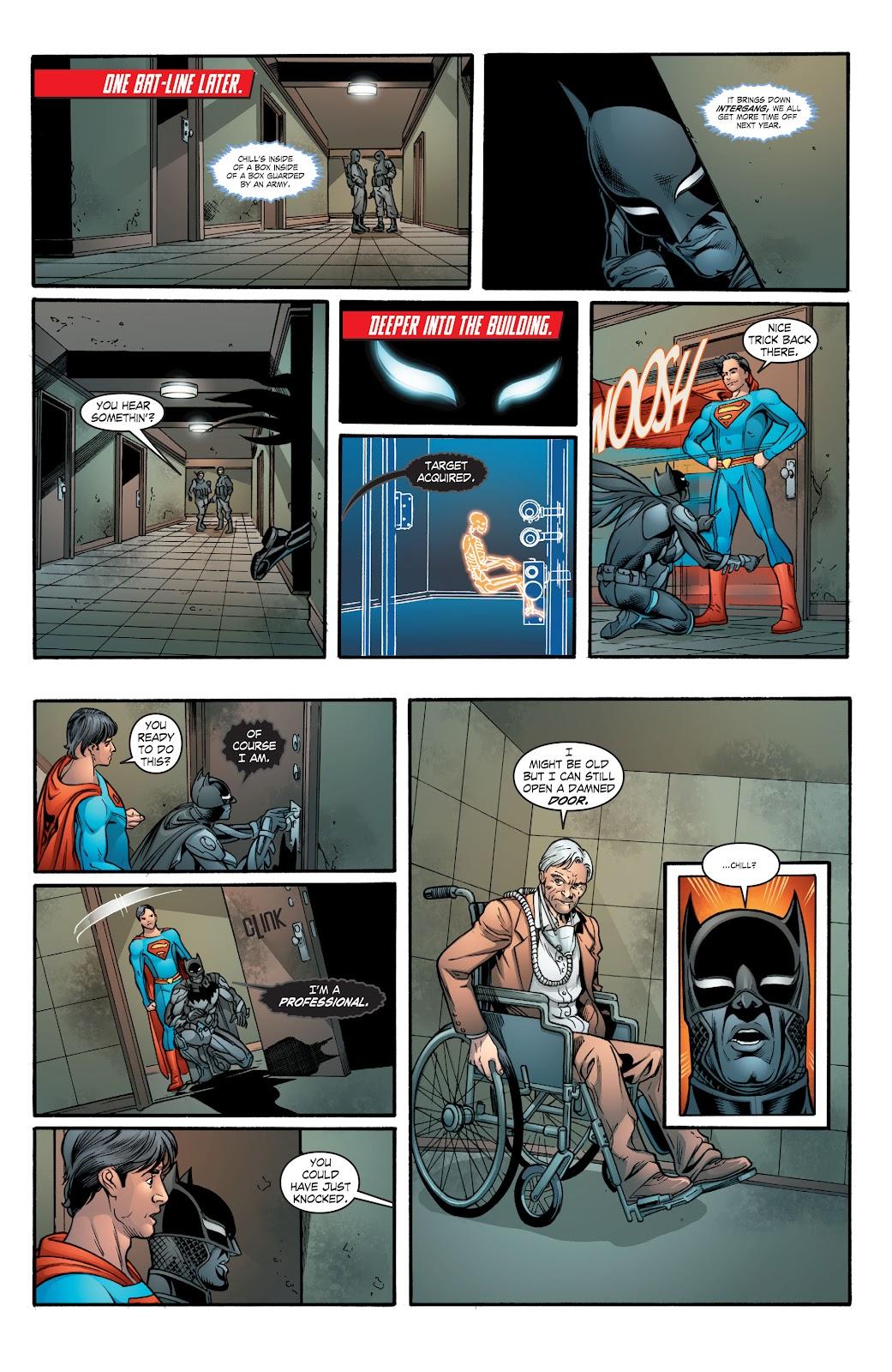 Read online Smallville Season 11 [II] comic -  Issue # TPB 2 - 64