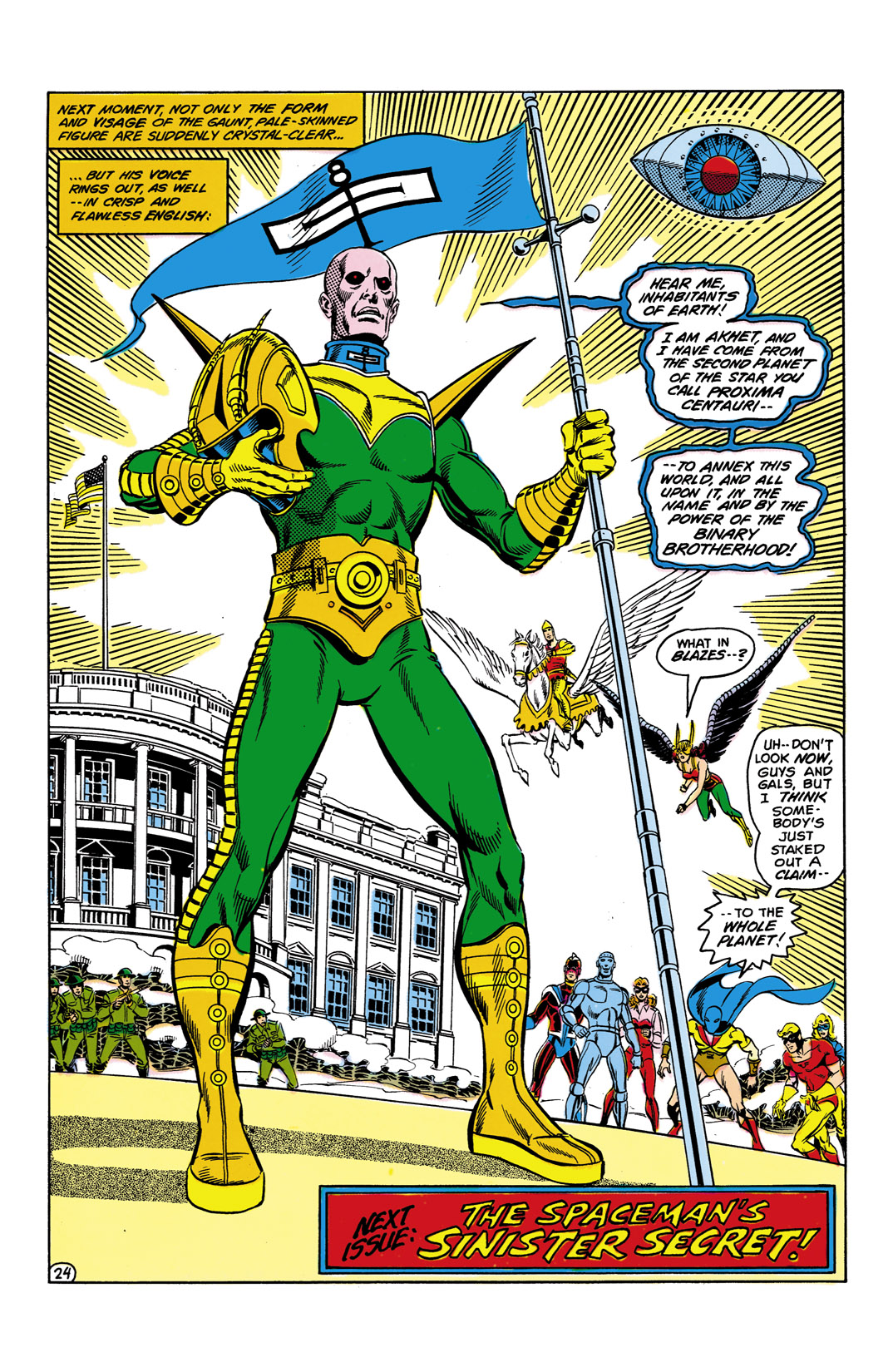 Read online All-Star Squadron comic -  Issue #10 - 25