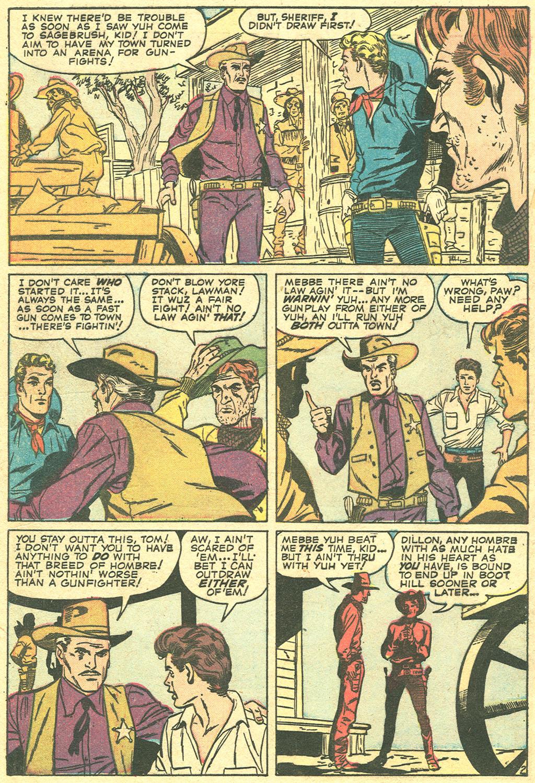 Read online Two-Gun Kid comic -  Issue #47 - 4