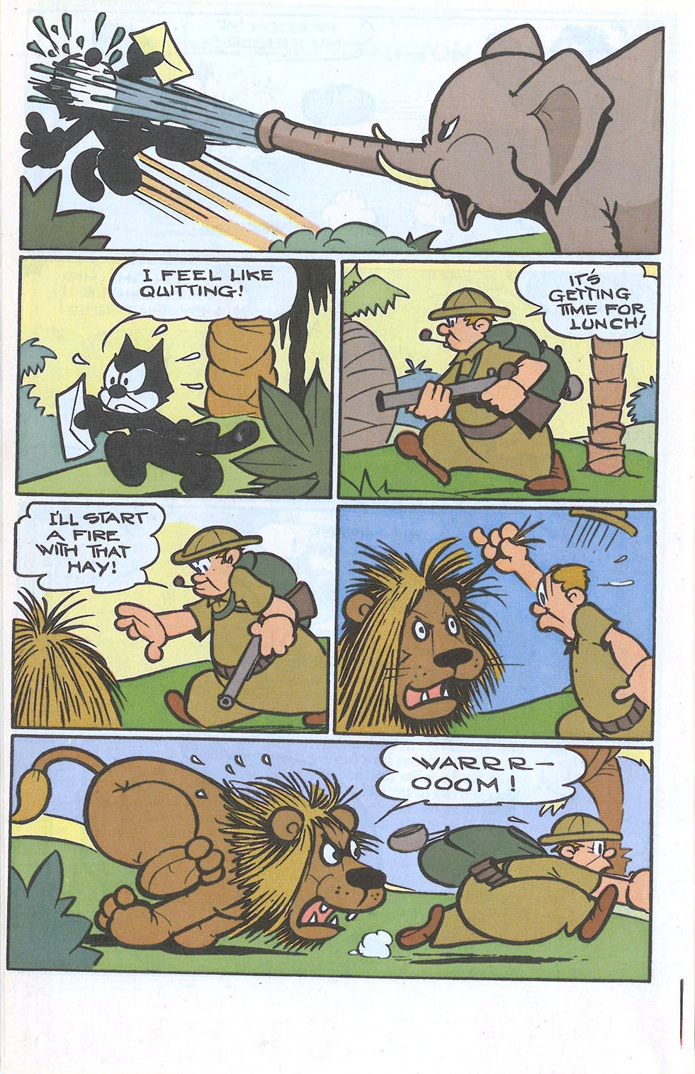 Read online Felix the Cat comic -  Issue #3 - 21