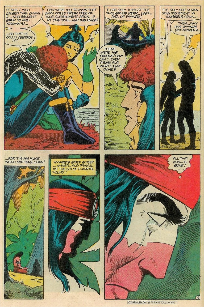 Read online Arion, Lord of Atlantis comic -  Issue #19 - 5