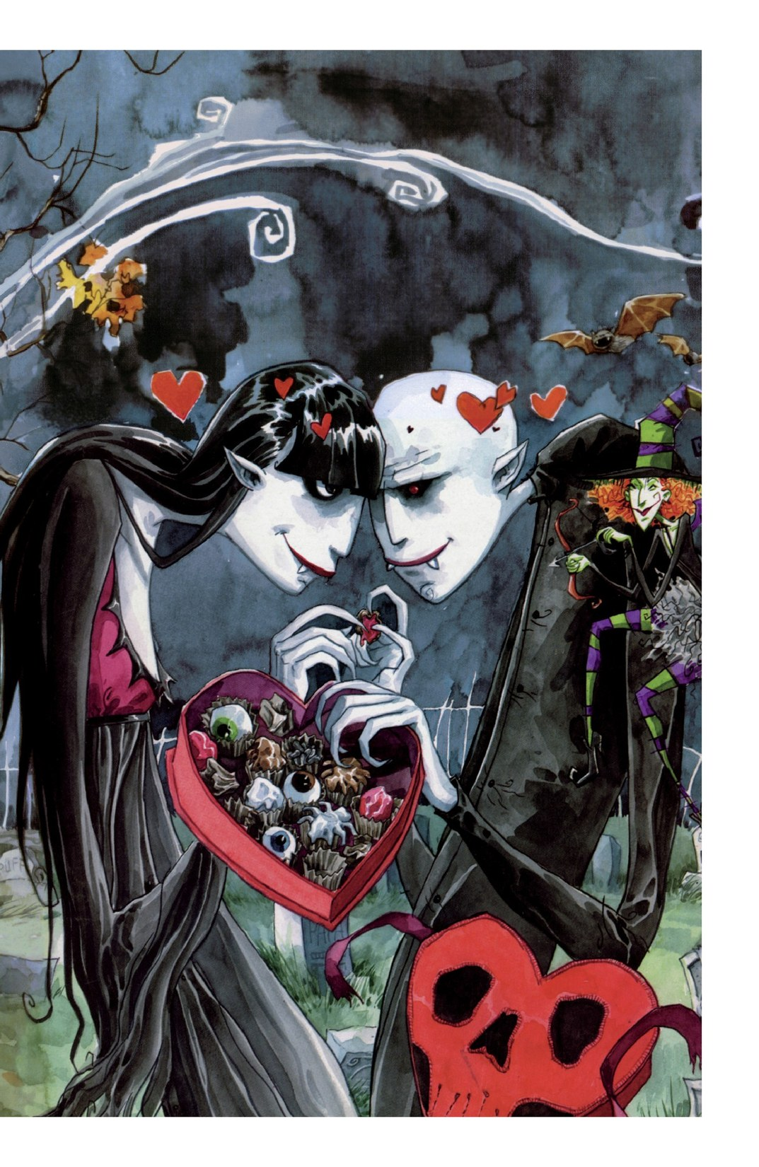 Read online Scary Godmother Comic Book Stories comic -  Issue # TPB - 300
