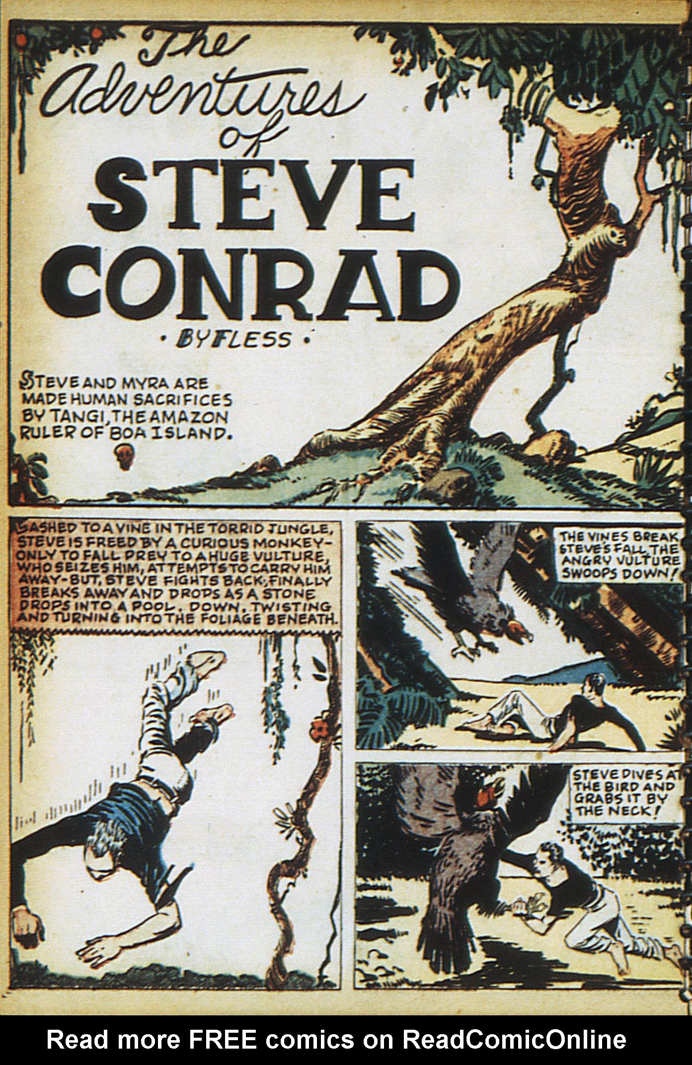 Read online Adventure Comics (1938) comic -  Issue #17 - 17