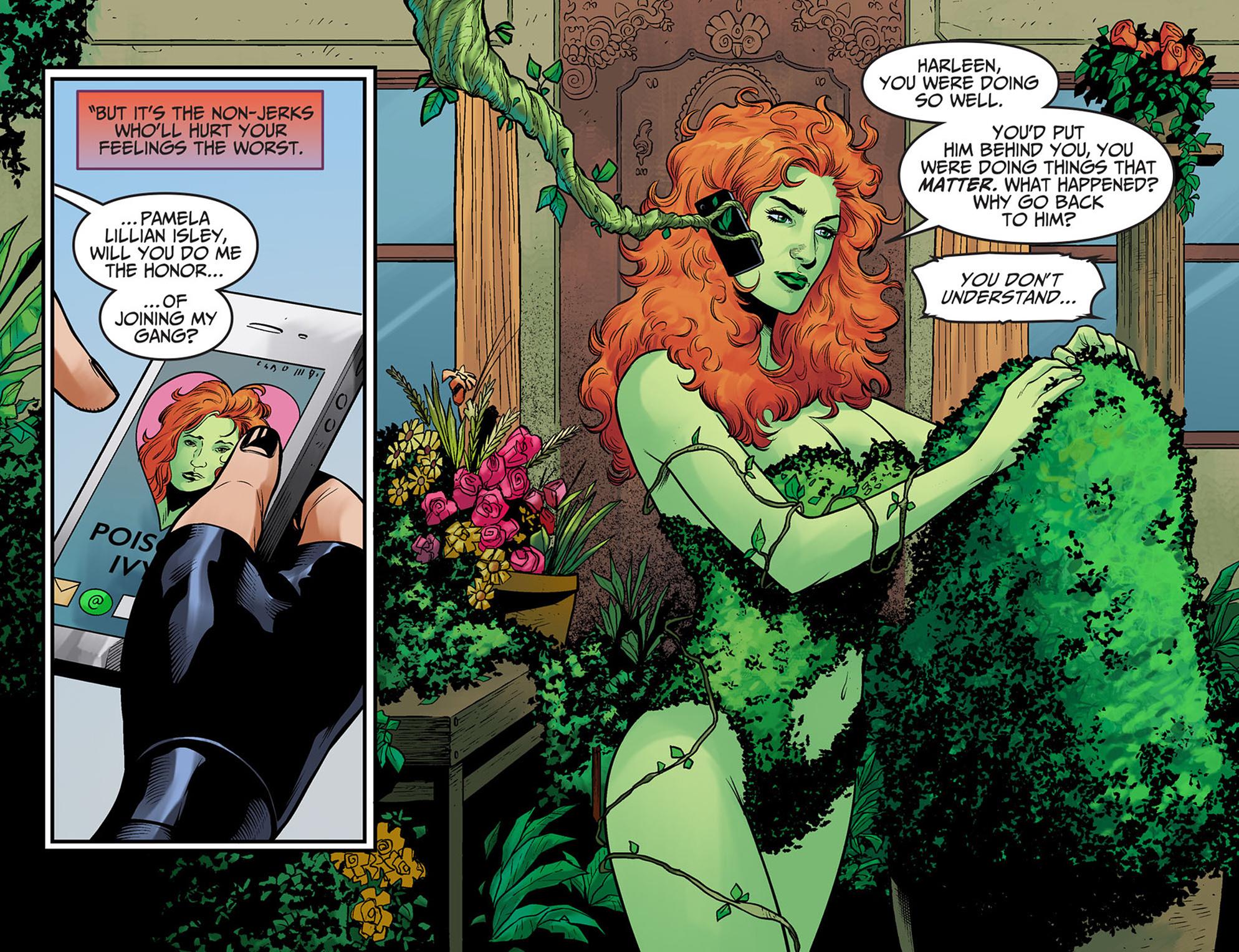 Read online Injustice: Ground Zero comic -  Issue #7 - 10