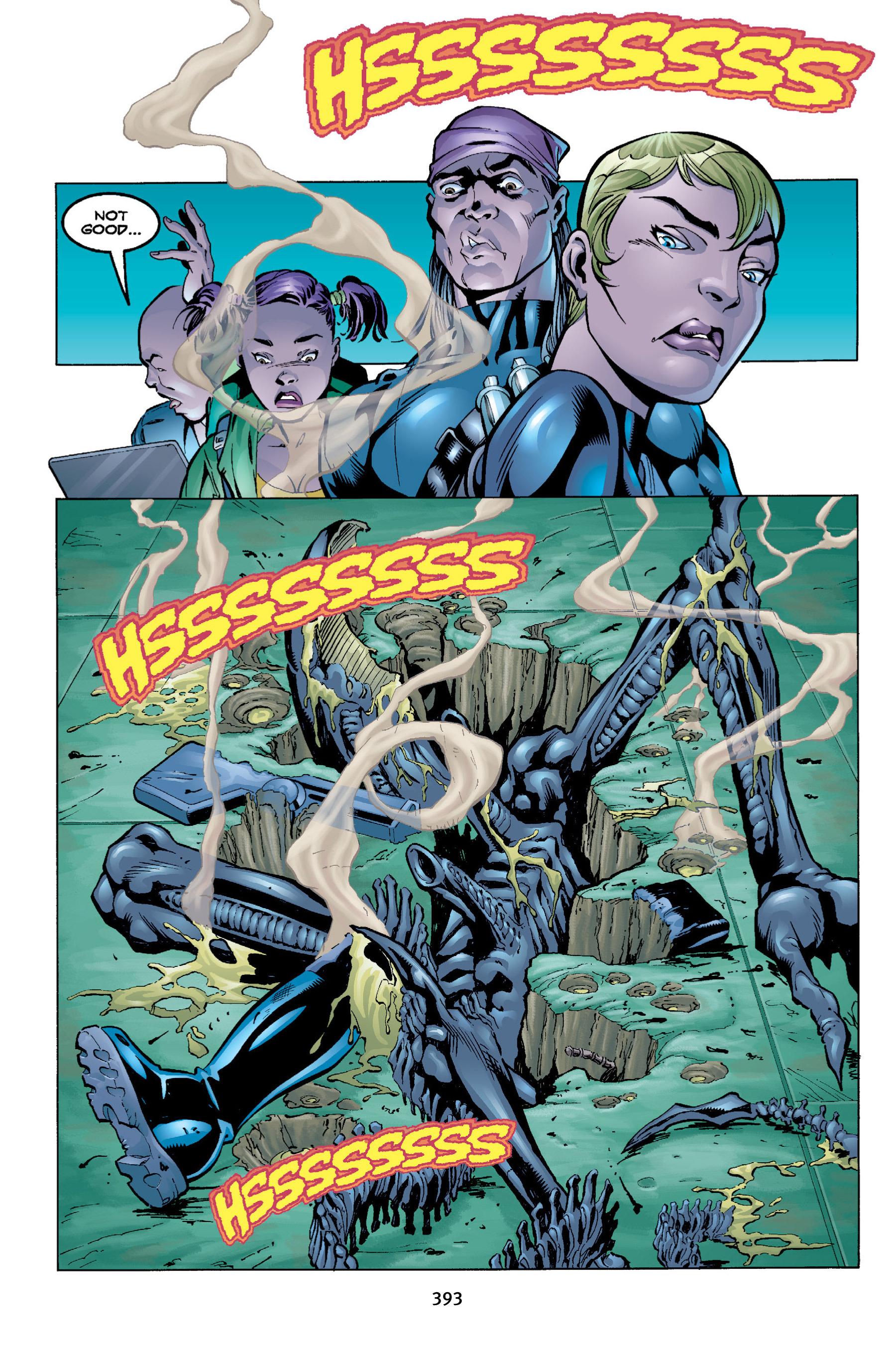 Read online Aliens vs. Predator Omnibus comic -  Issue # _TPB 2 Part 4 - 57