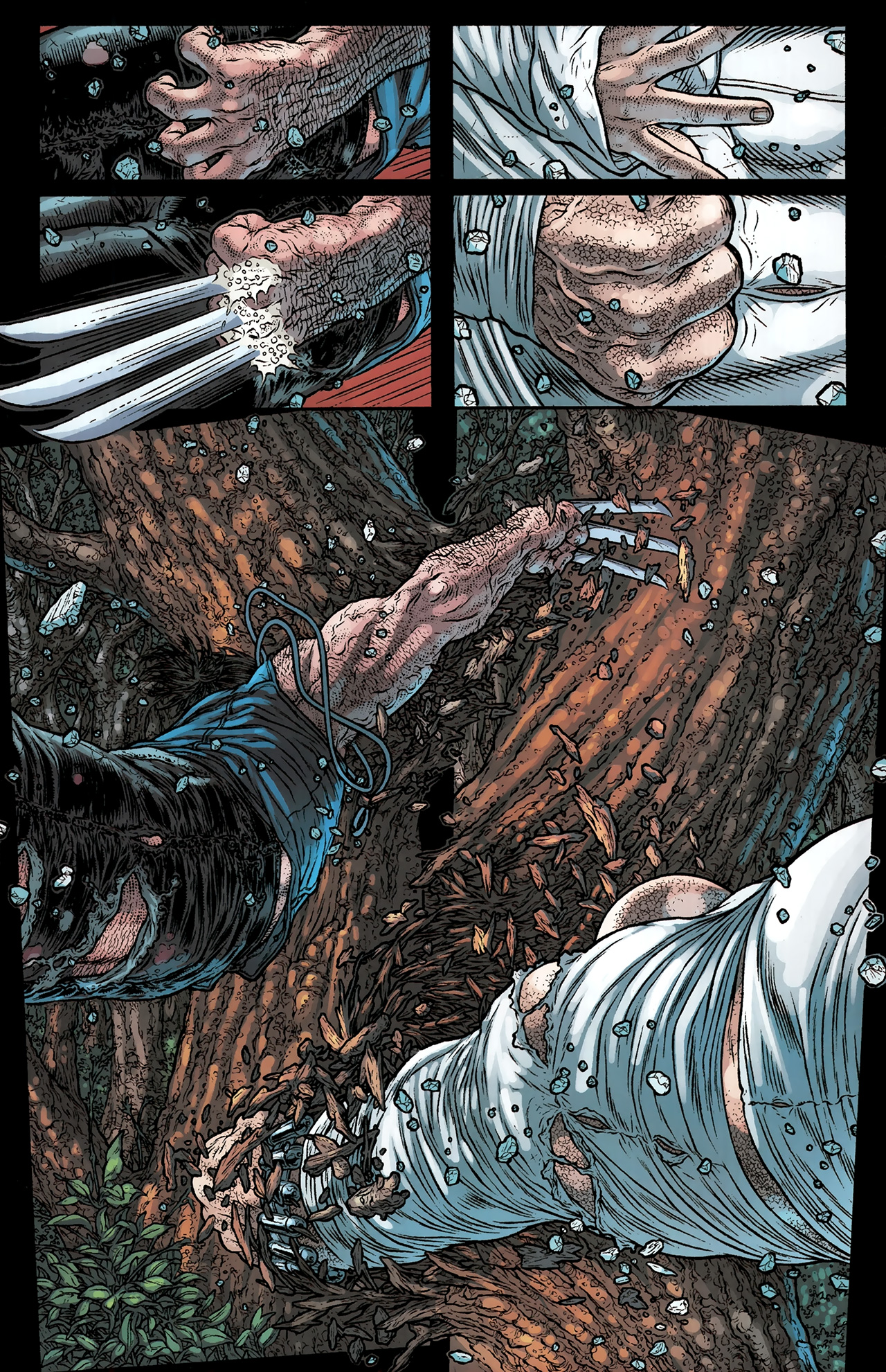 Read online Wolverine: The Best There Is comic -  Issue #10 - 14