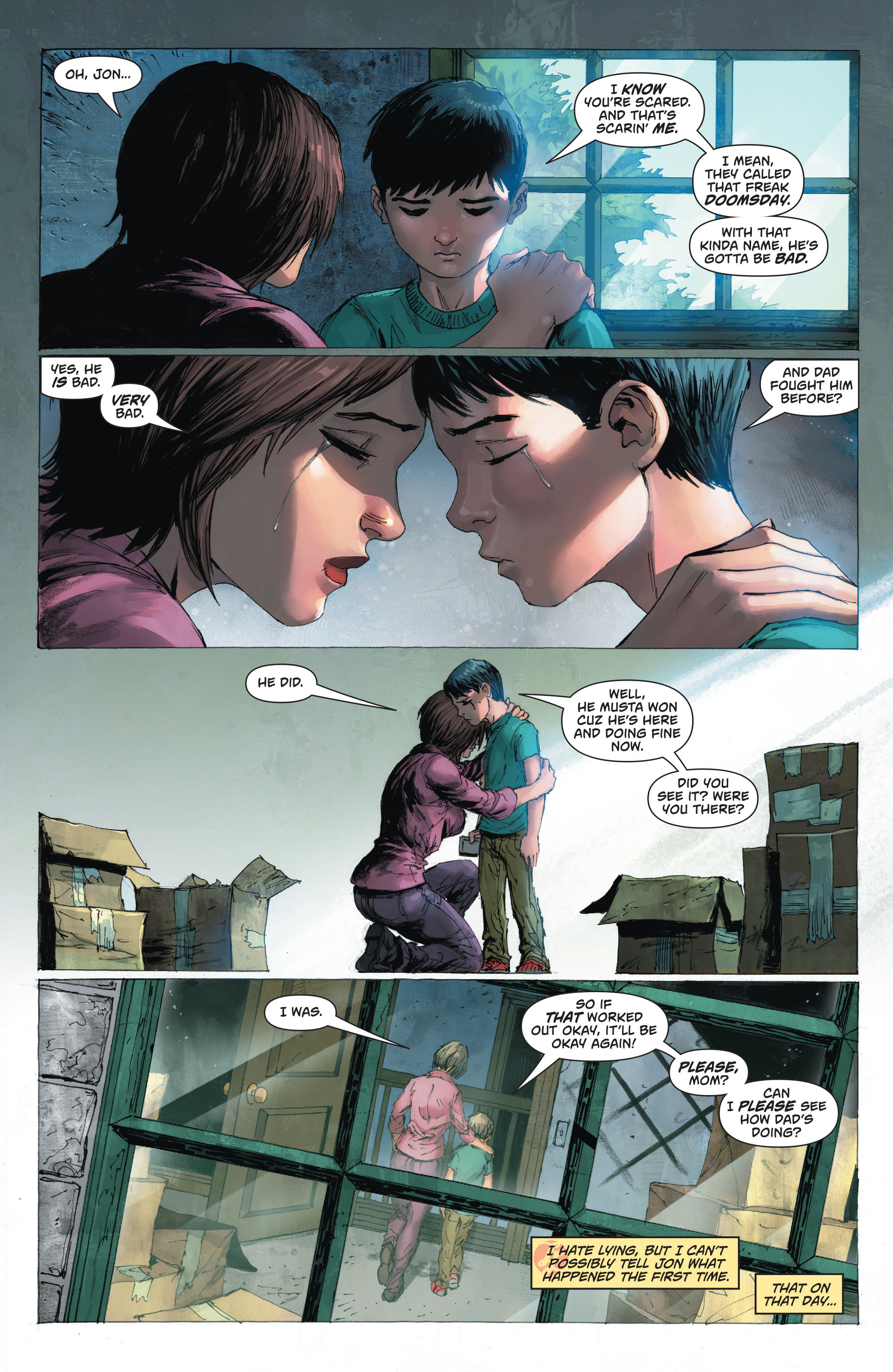 Read online Action Comics (2016) comic -  Issue #959 - 6