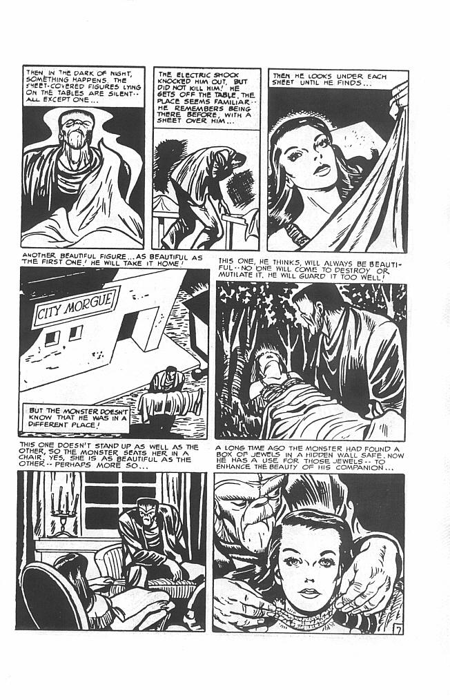 Read online Men of Mystery Comics comic -  Issue #34 - 9