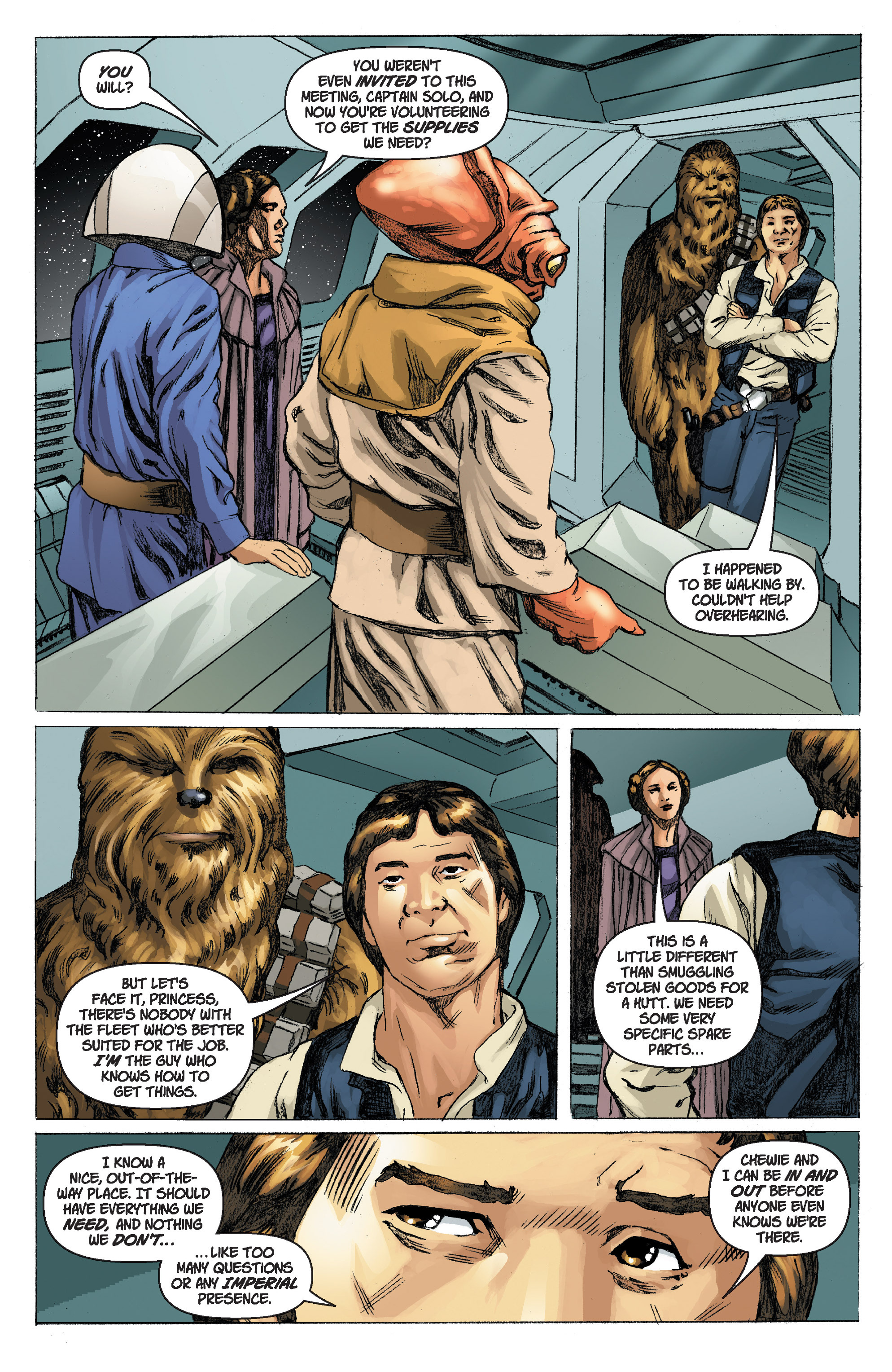 Read online Star Wars Omnibus comic -  Issue # Vol. 17 - 332