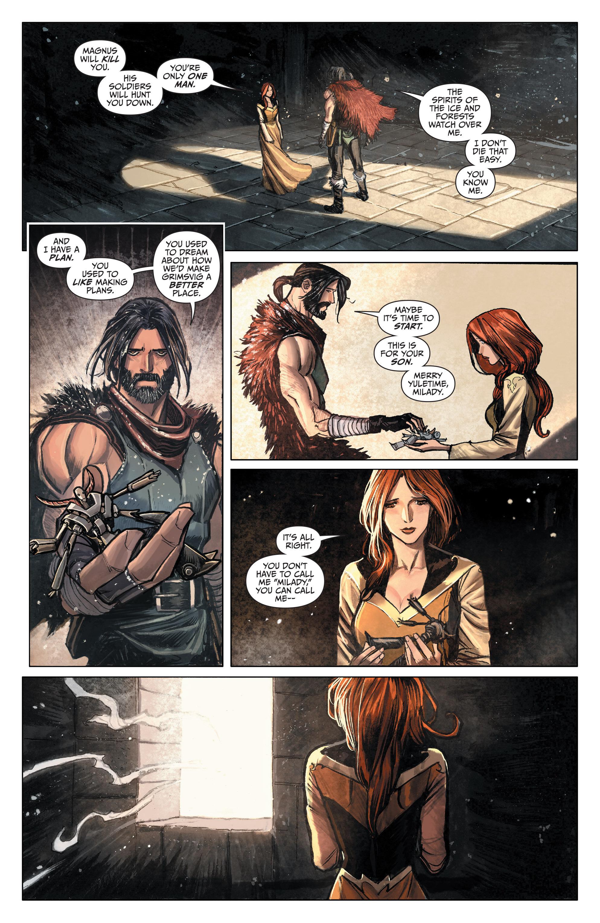 Read online Klaus comic -  Issue #4 - 17