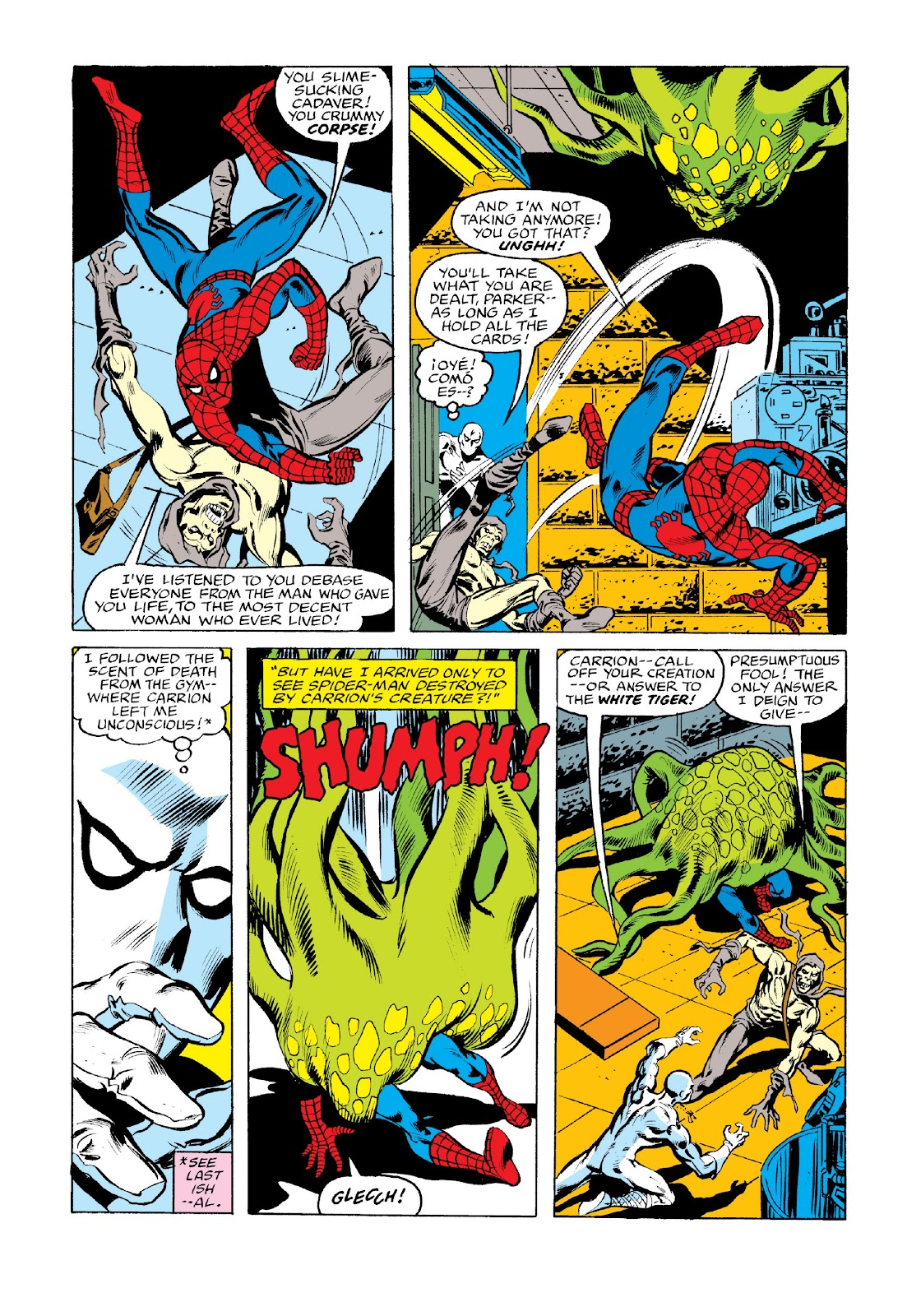 Read online Marvel Masterworks: The Spectacular Spider-Man comic -  Issue # TPB 2 (Part 3) - 91