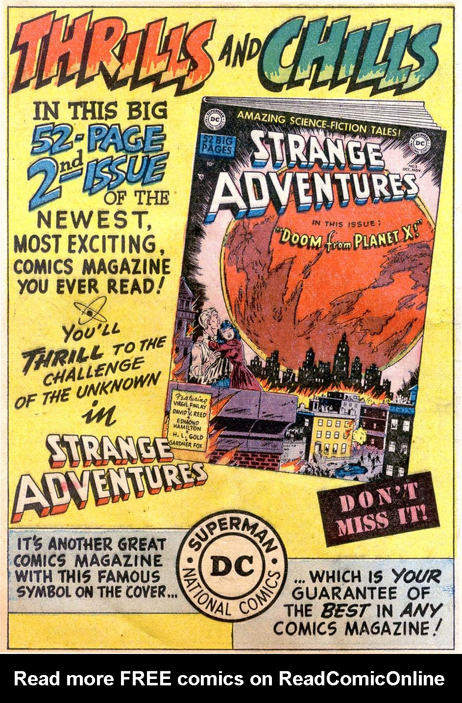 Read online Adventure Comics (1938) comic -  Issue #158 - 16