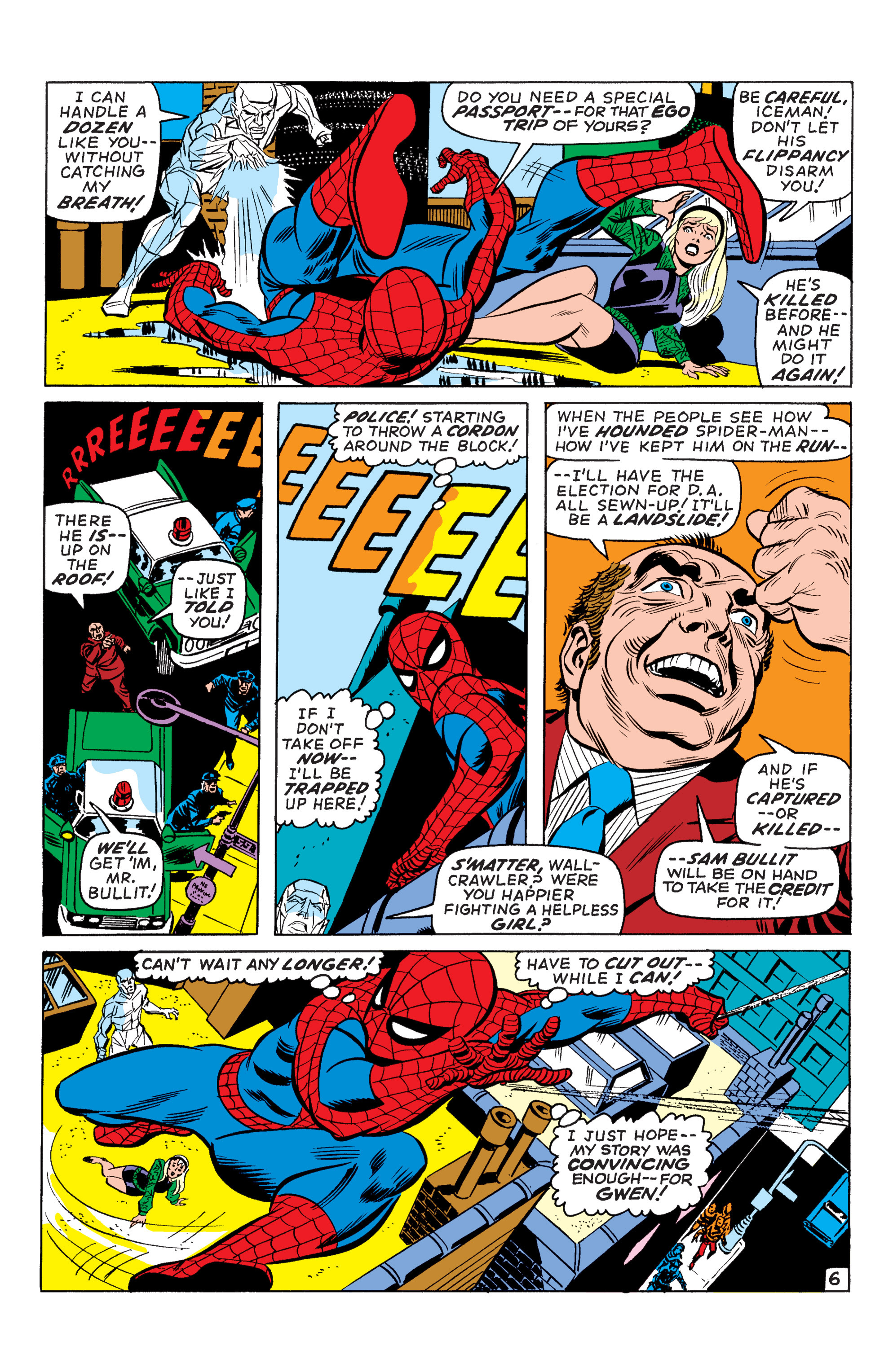 The Amazing Spider-Man (1963) 92 Page 6
