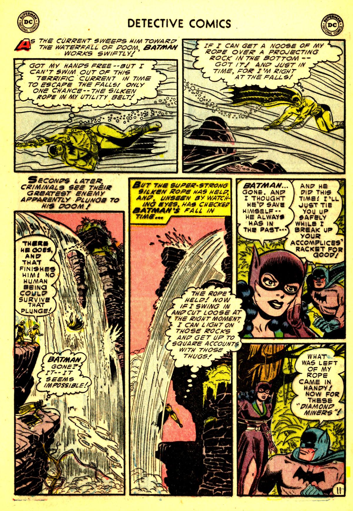 Read online Detective Comics (1937) comic -  Issue #211 - 13
