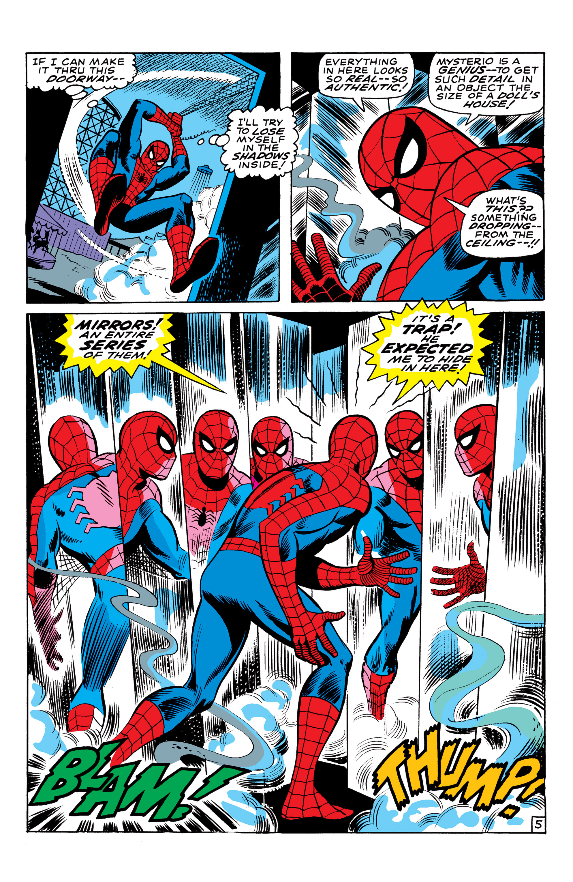 The Amazing Spider-Man (1963) 67 Page 5