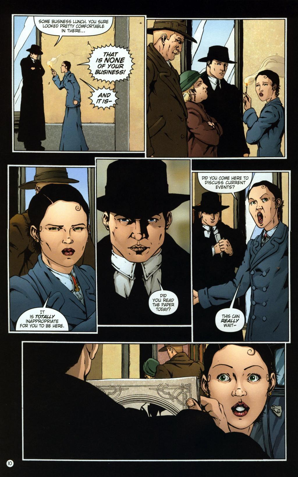 Read online Rex Mundi comic -  Issue #8 - 14