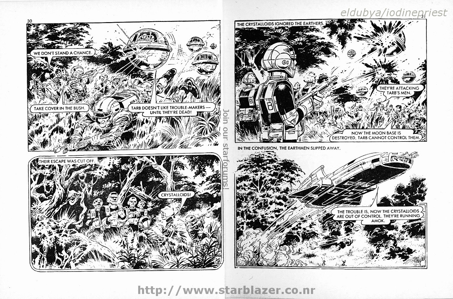 Starblazer issue 155 - Page 17