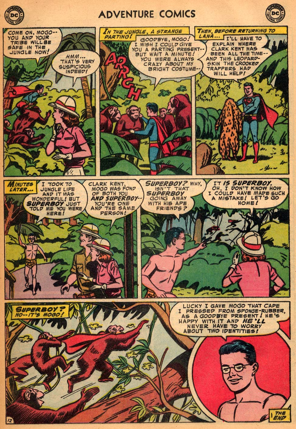 Read online Adventure Comics (1938) comic -  Issue #200 - 14