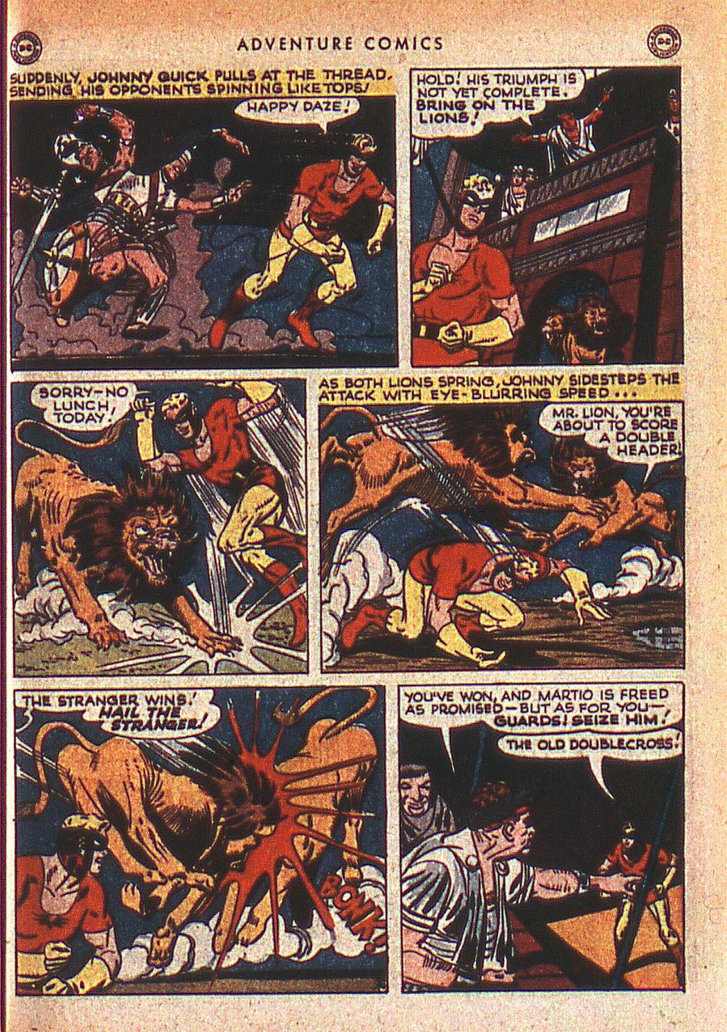 Read online Adventure Comics (1938) comic -  Issue #125 - 48