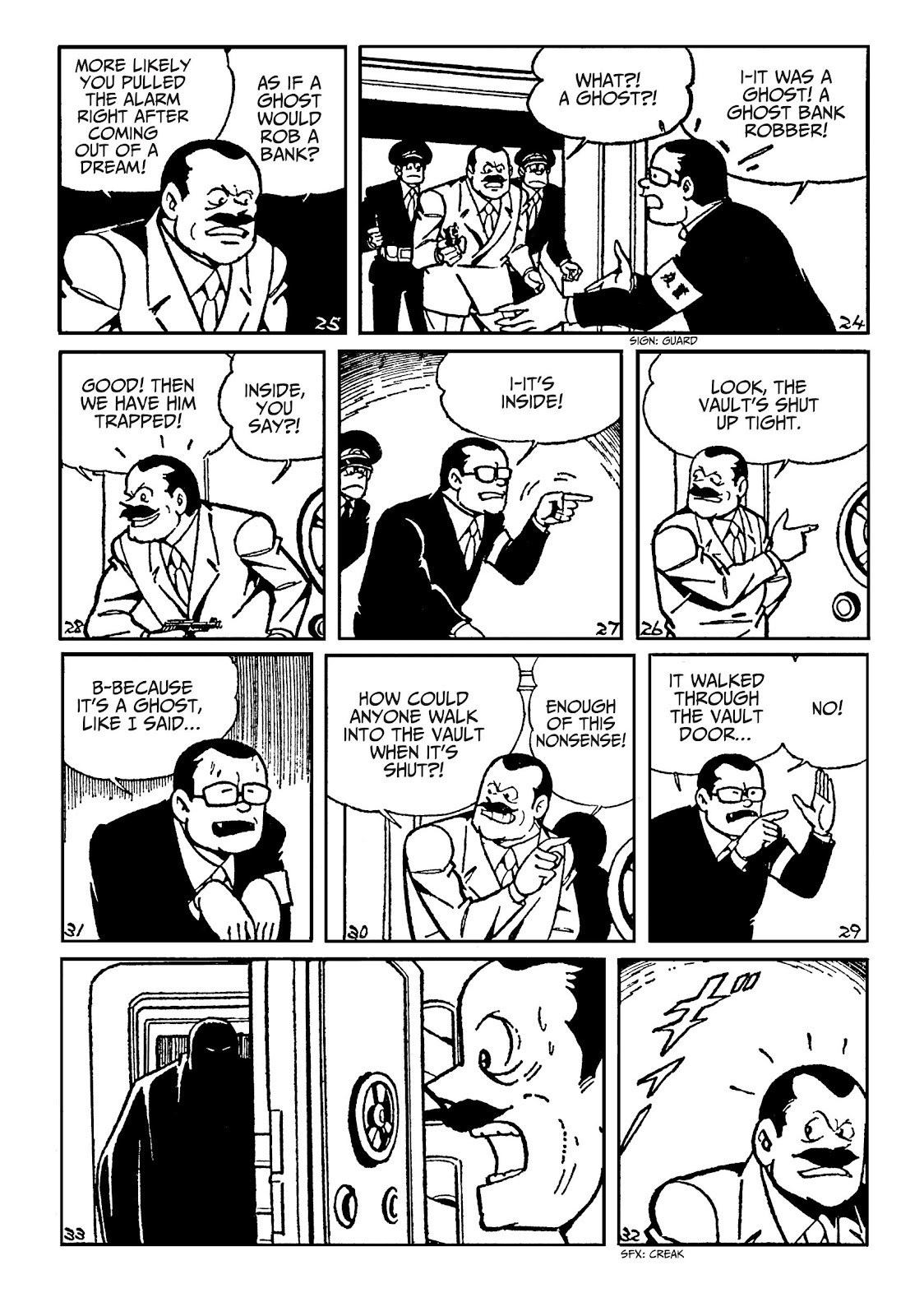 Read online Batman - The Jiro Kuwata Batmanga comic -  Issue #51 - 8