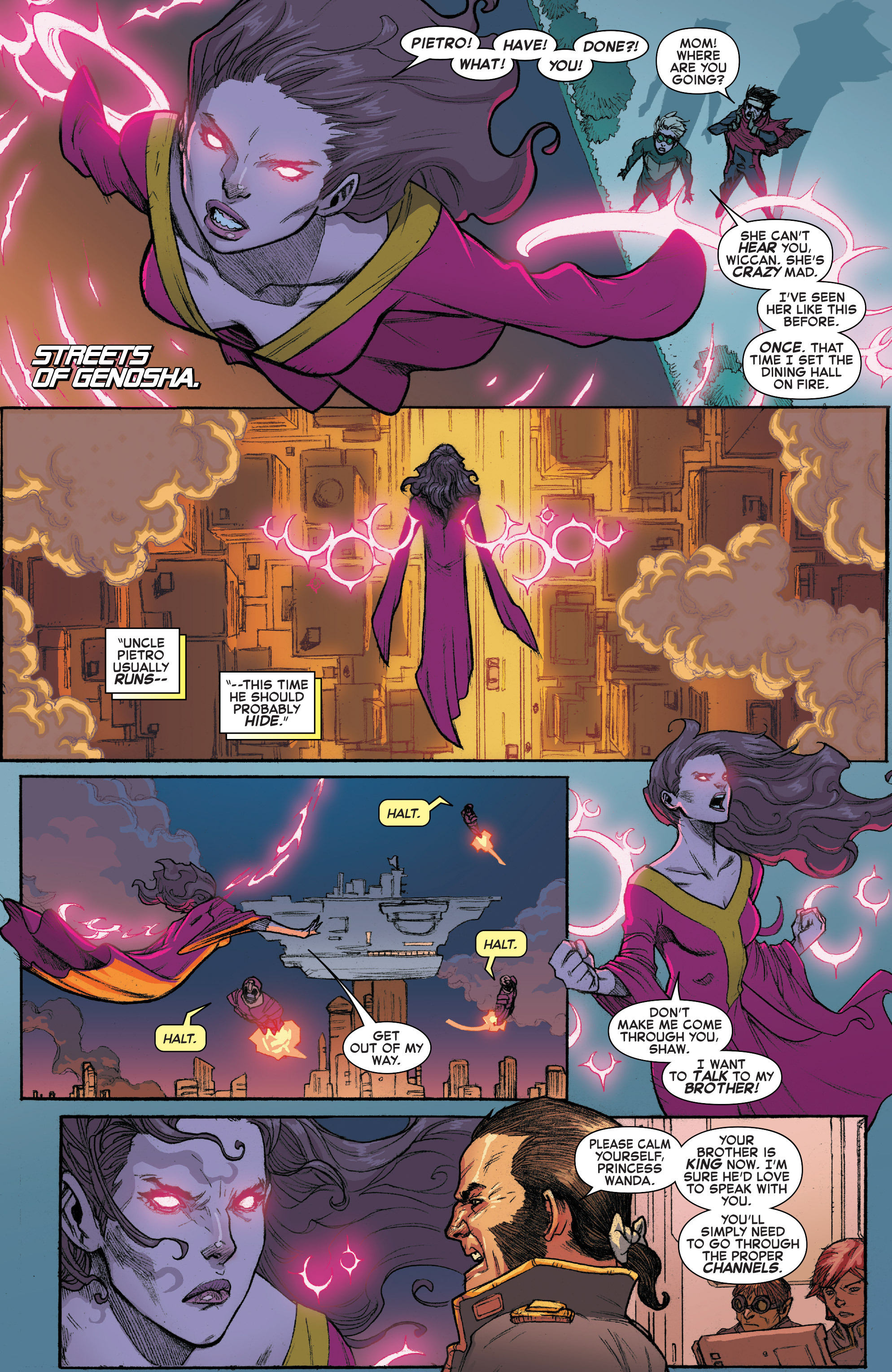 Read online House of M (2015) comic -  Issue #3 - 13
