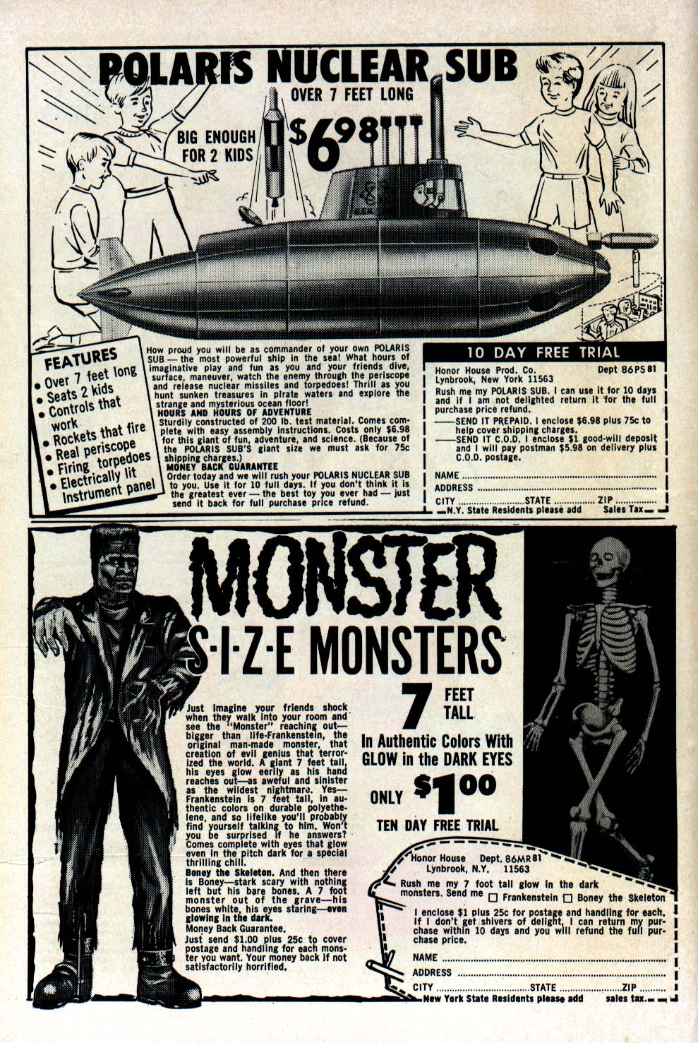 Read online Adventure Comics (1938) comic -  Issue #409 - 2