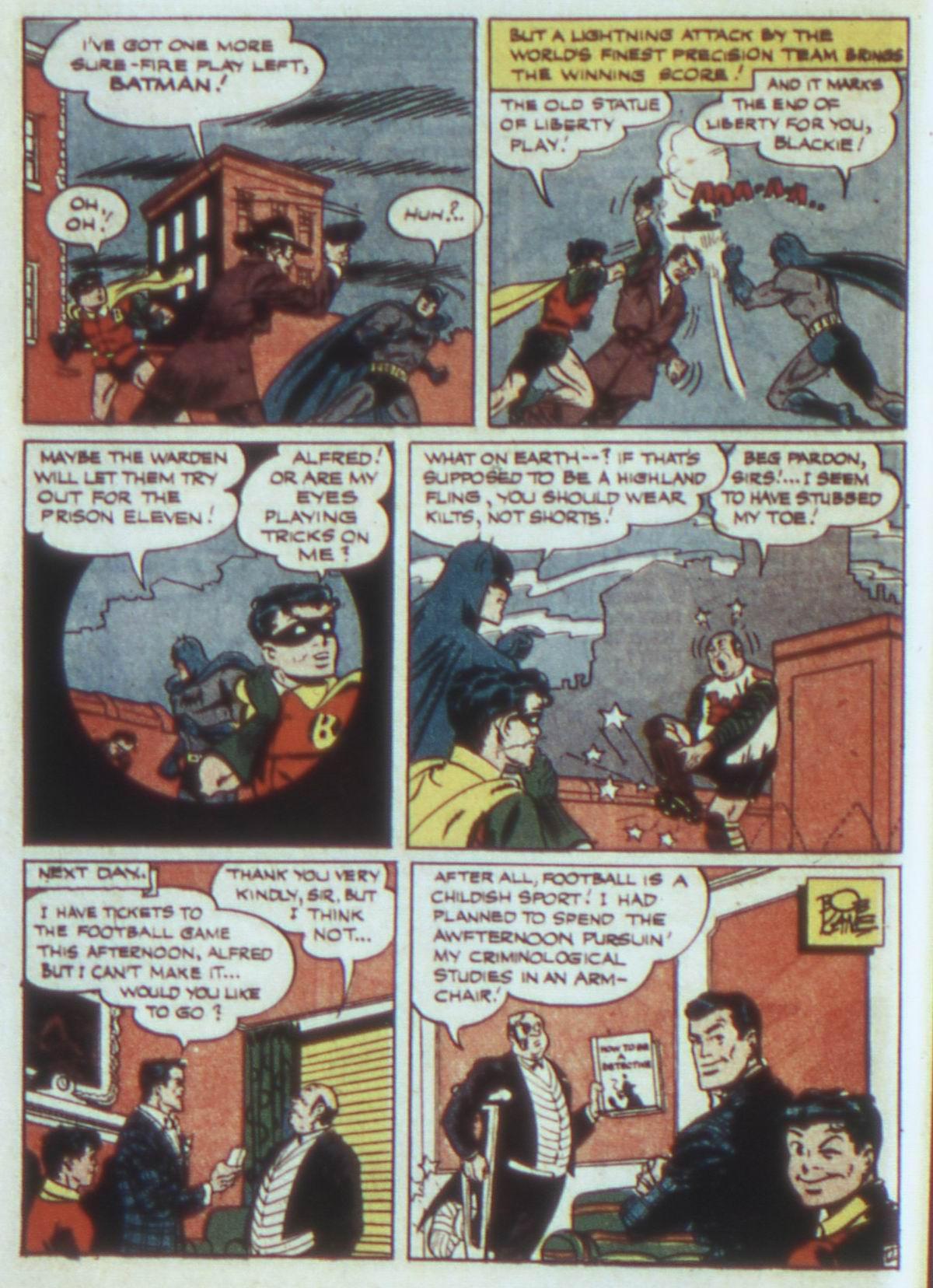Read online Detective Comics (1937) comic -  Issue #82 - 14