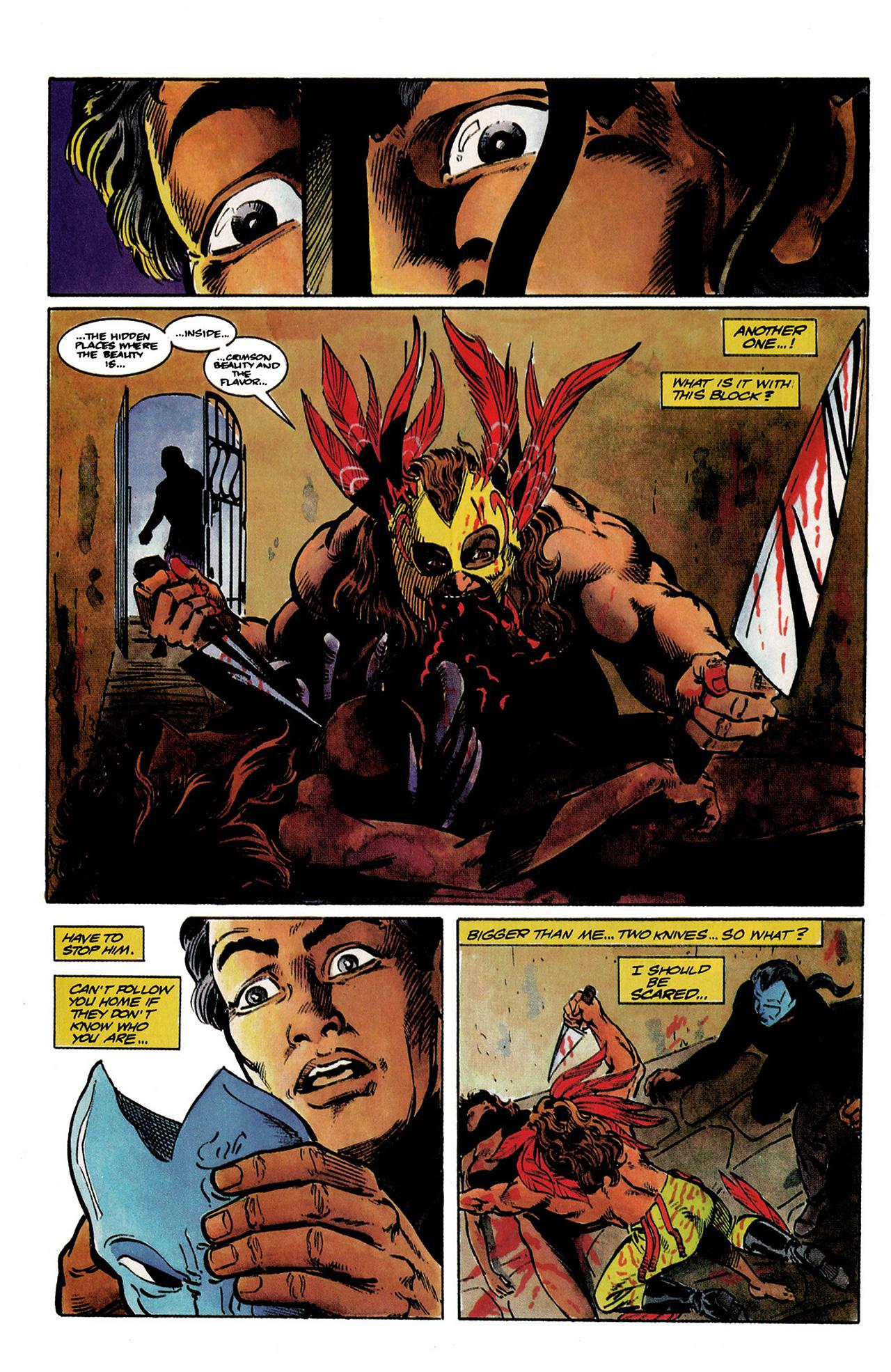 Read online Shadowman (1992) comic -  Issue #1 - 18