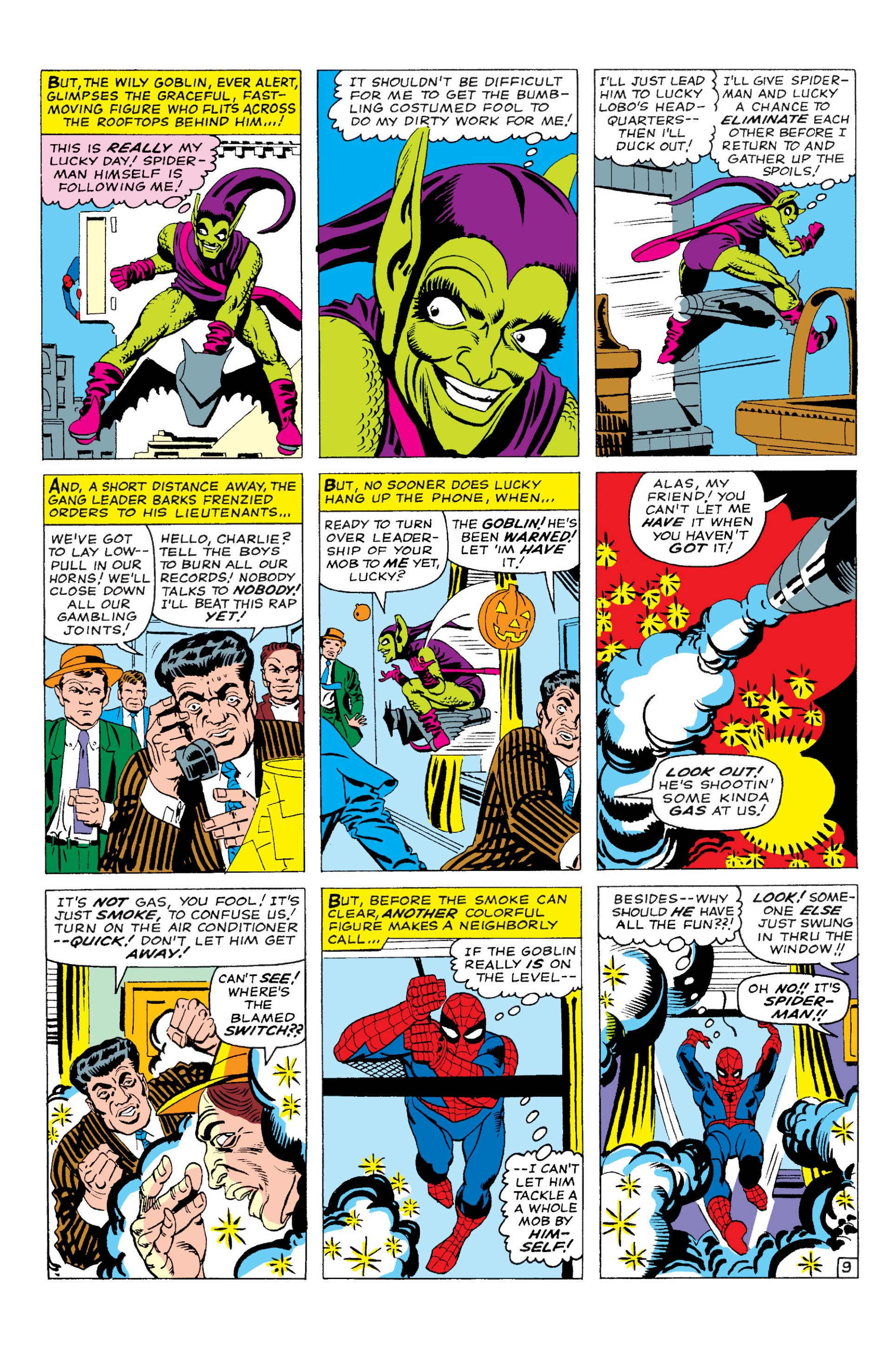 The Amazing Spider-Man (1963) 23 Page 9