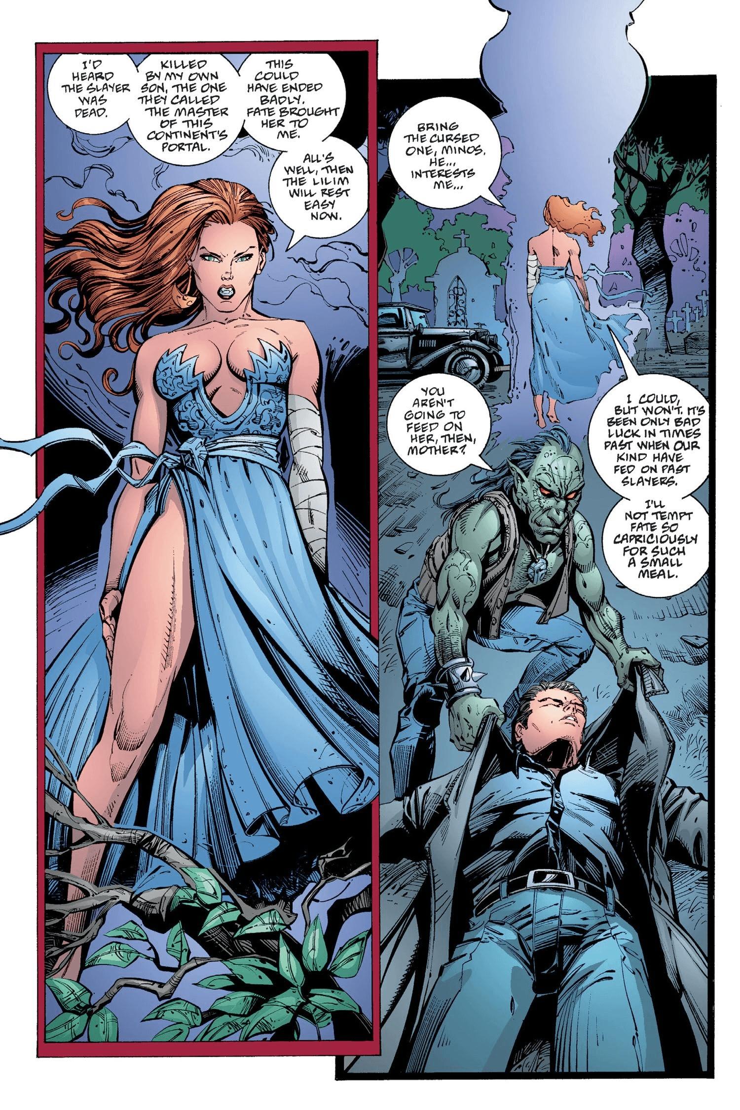 Read online Buffy the Vampire Slayer: Omnibus comic -  Issue # TPB 2 - 259