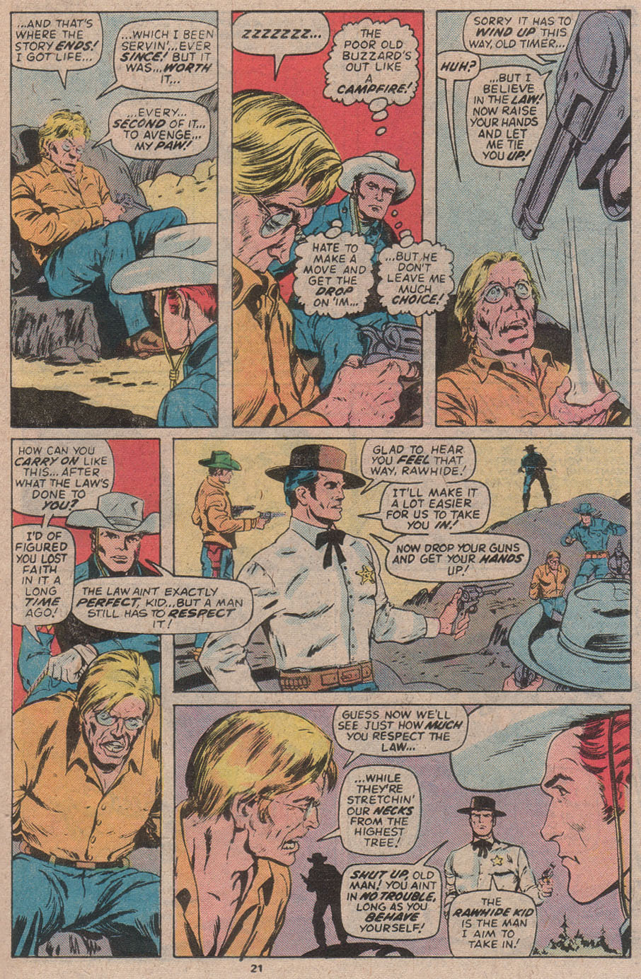The Rawhide Kid (1955) issue 148 - Page 22