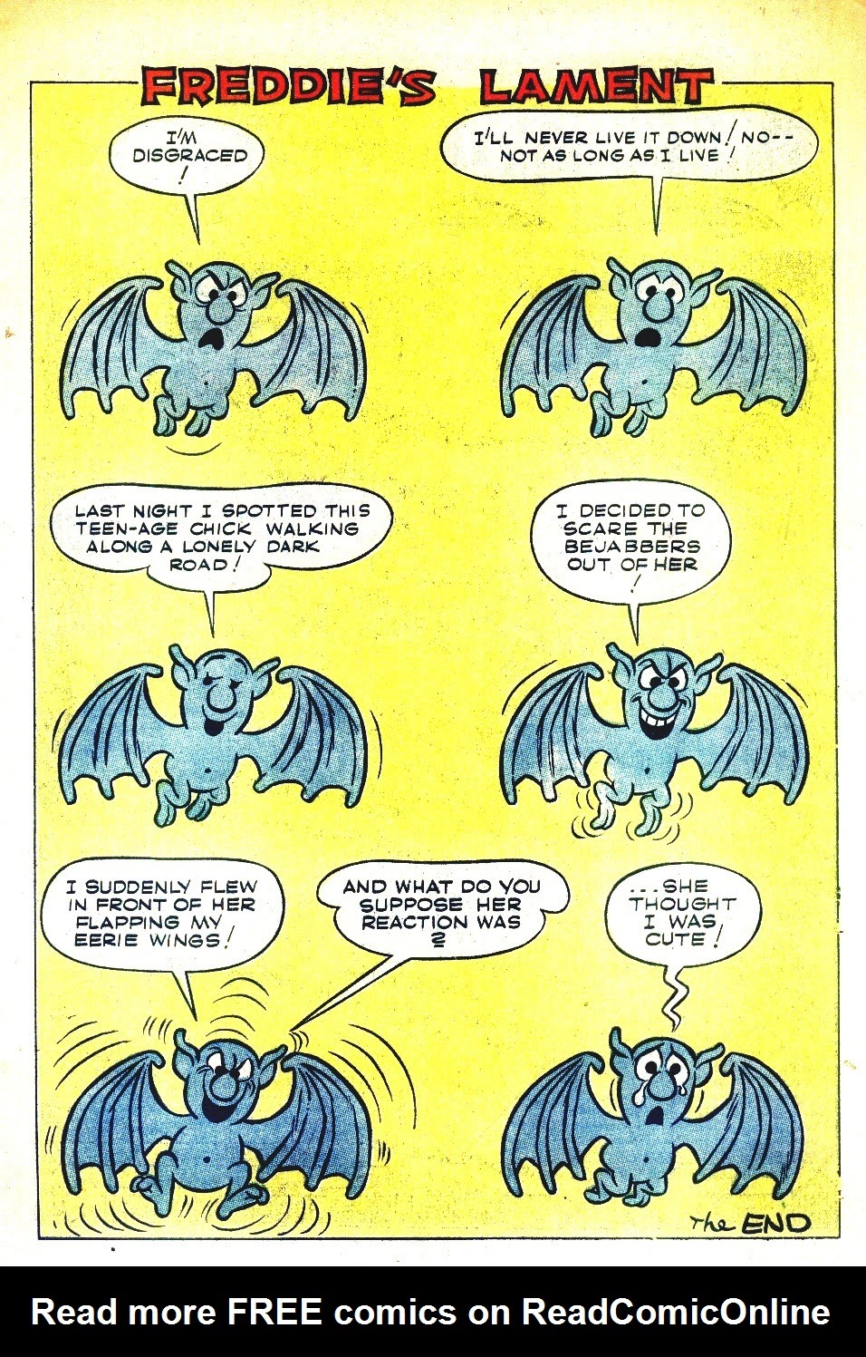 Read online Tales Calculated to Drive You Bats comic -  Issue #3 - 11
